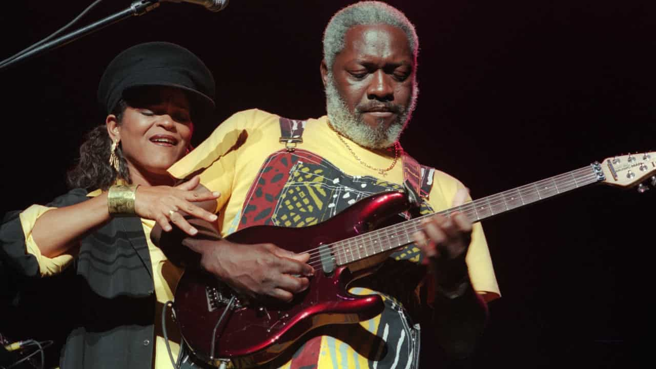 Jacob Desvarieux, guitarist and founder of the band Kassav, has died