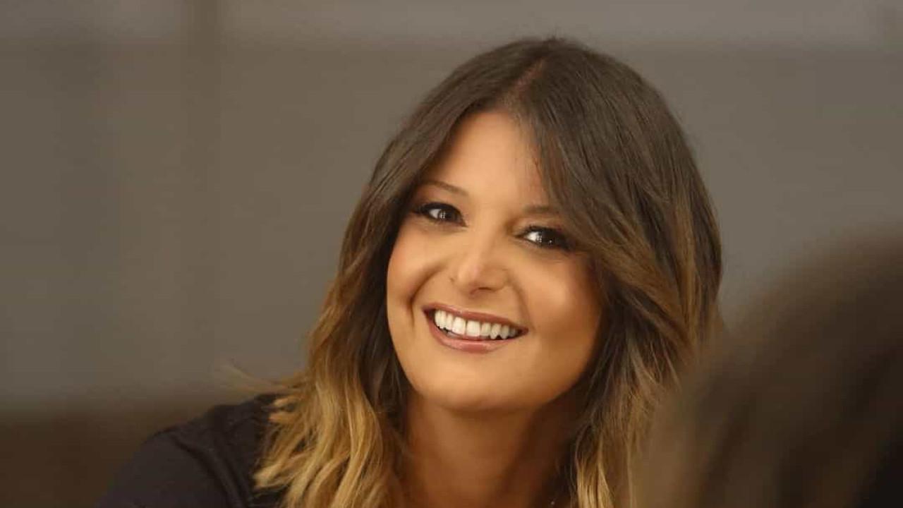 """Vídeo. Eis o """"batismo da uva"""" de Maria Botelho Moniz"""
