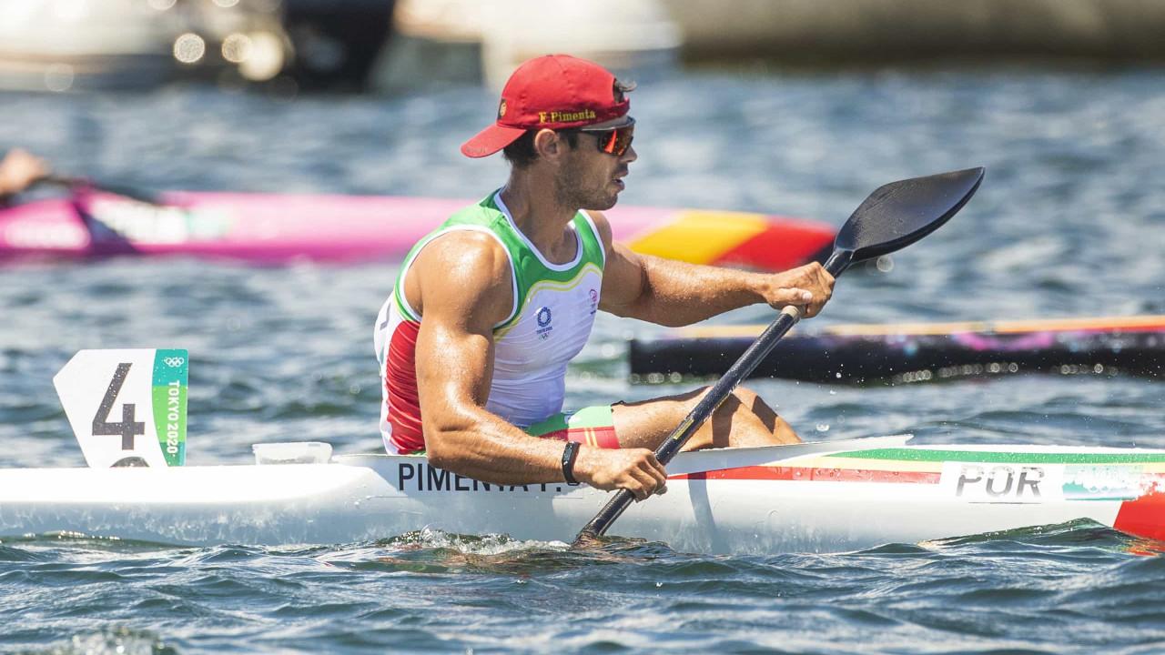 Fernando Pimenta conquista medalha de ouro nos Mundiais de canoagem