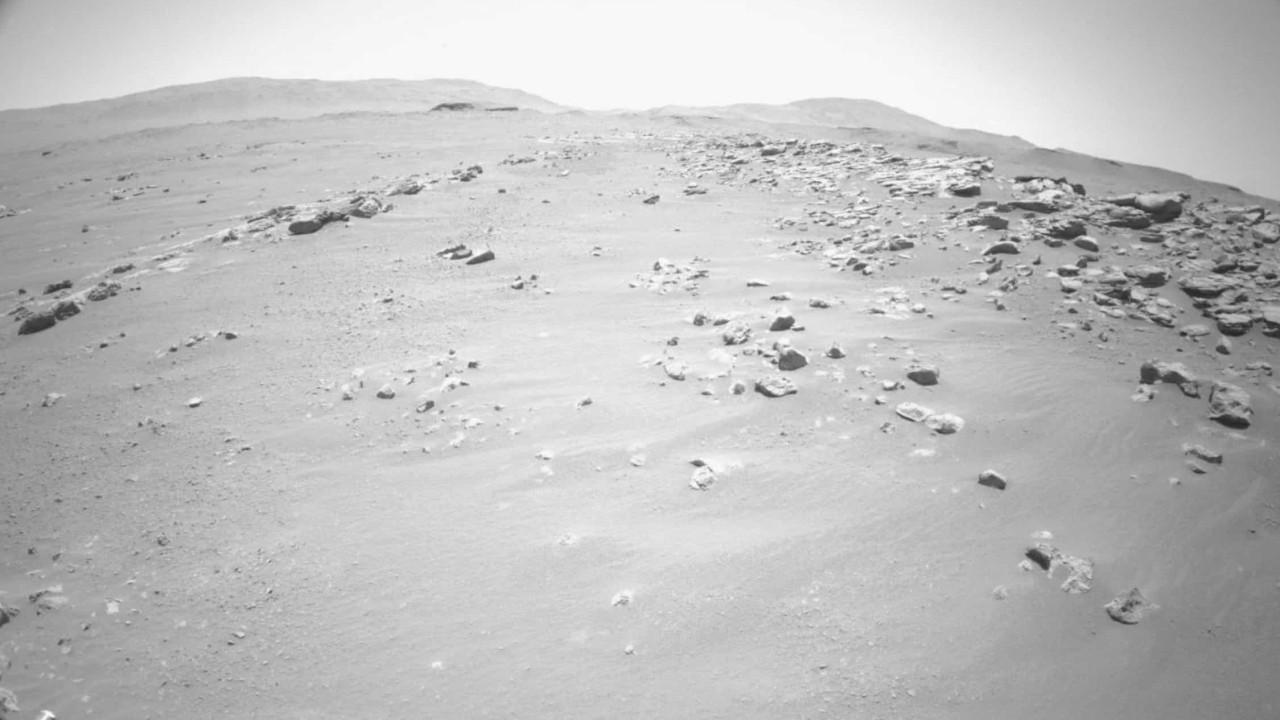 NASA partilha vídeo que mostra como é 'passear' em Marte