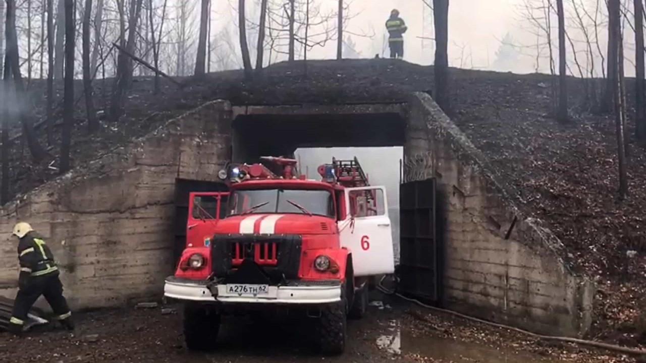 Número de mortos em incêndio na Rússia sobe para 15
