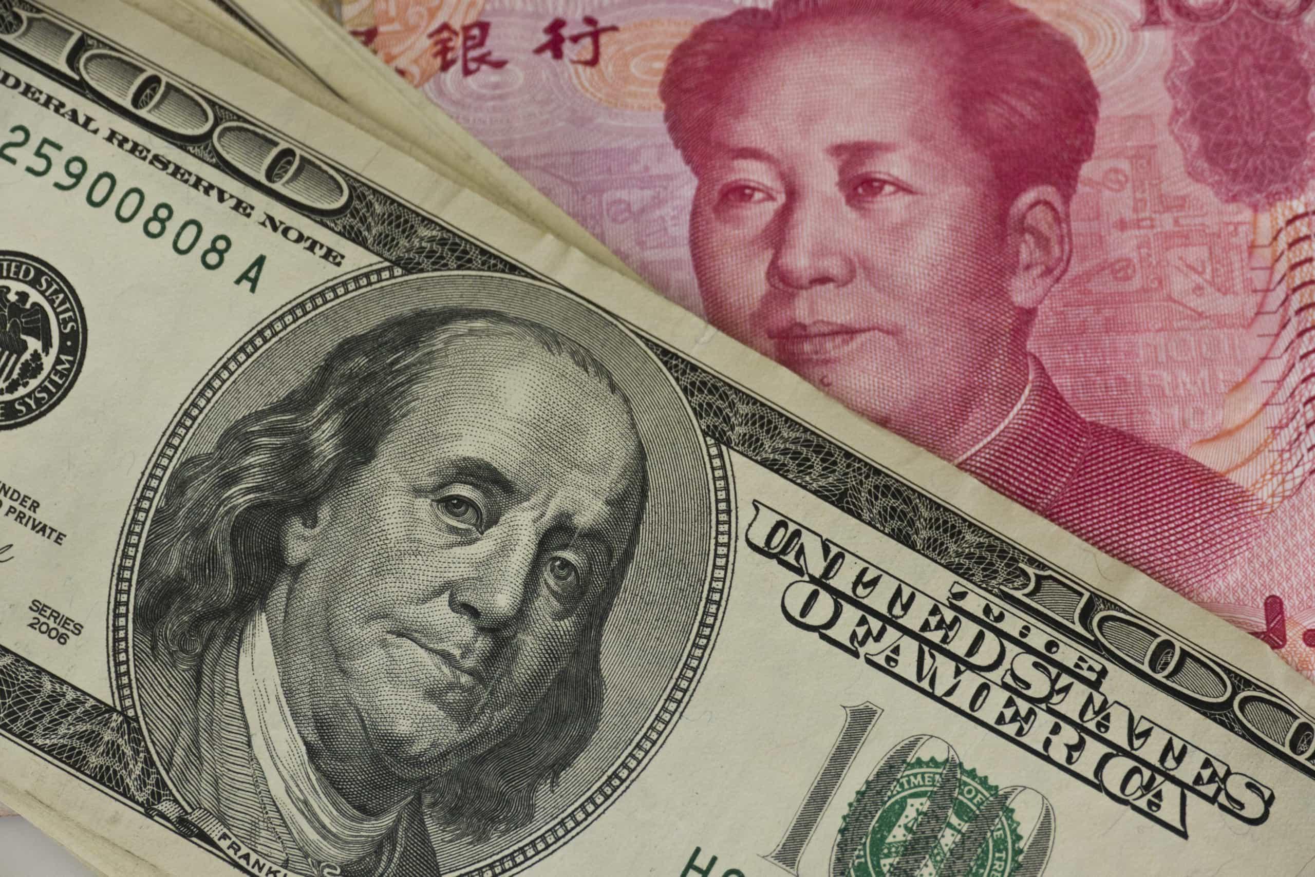 China e EUA não usarão depreciação monetária com objetivos concorrenciais