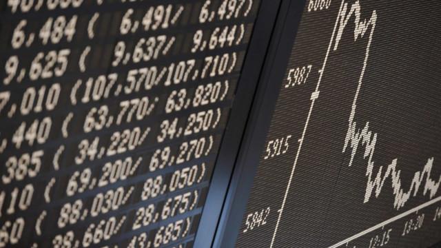 Bolsa de Xangai abre a perder 0,34%