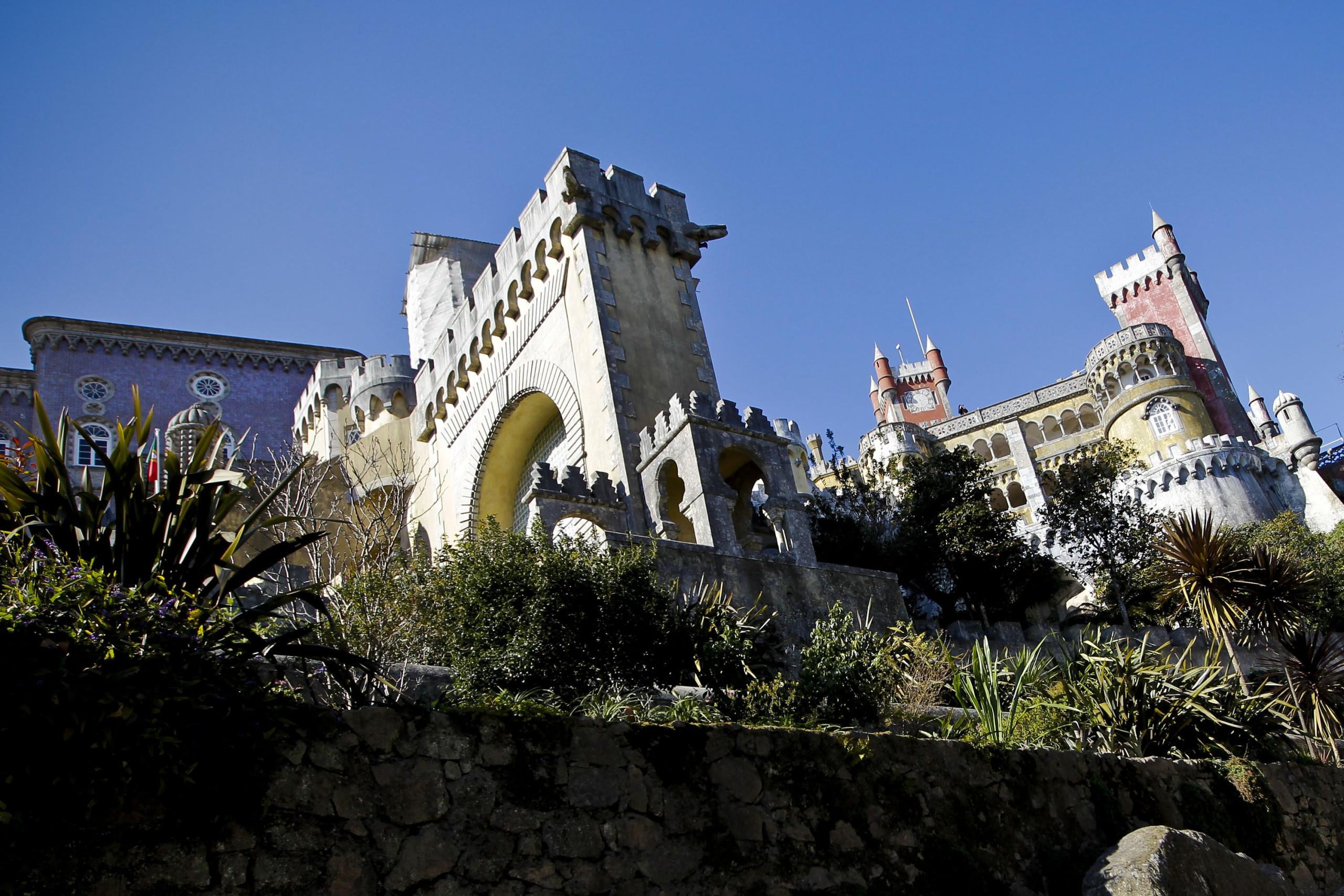 Monumentos e parques de Sintra receberam mais 10% de visitantes em 2018
