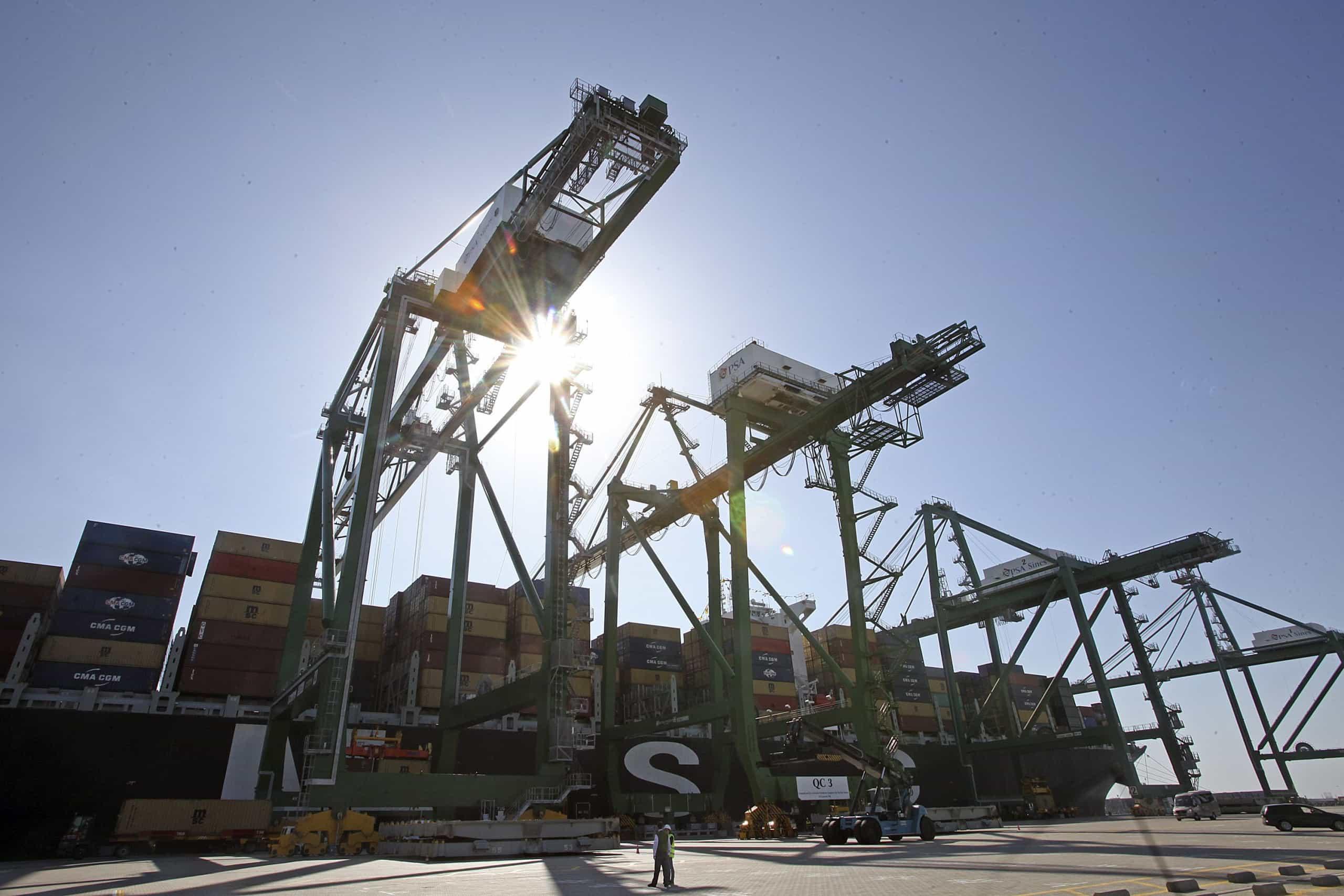 Porto de Sines vai lançar novo modelo de entrega e recolha de mercadorias