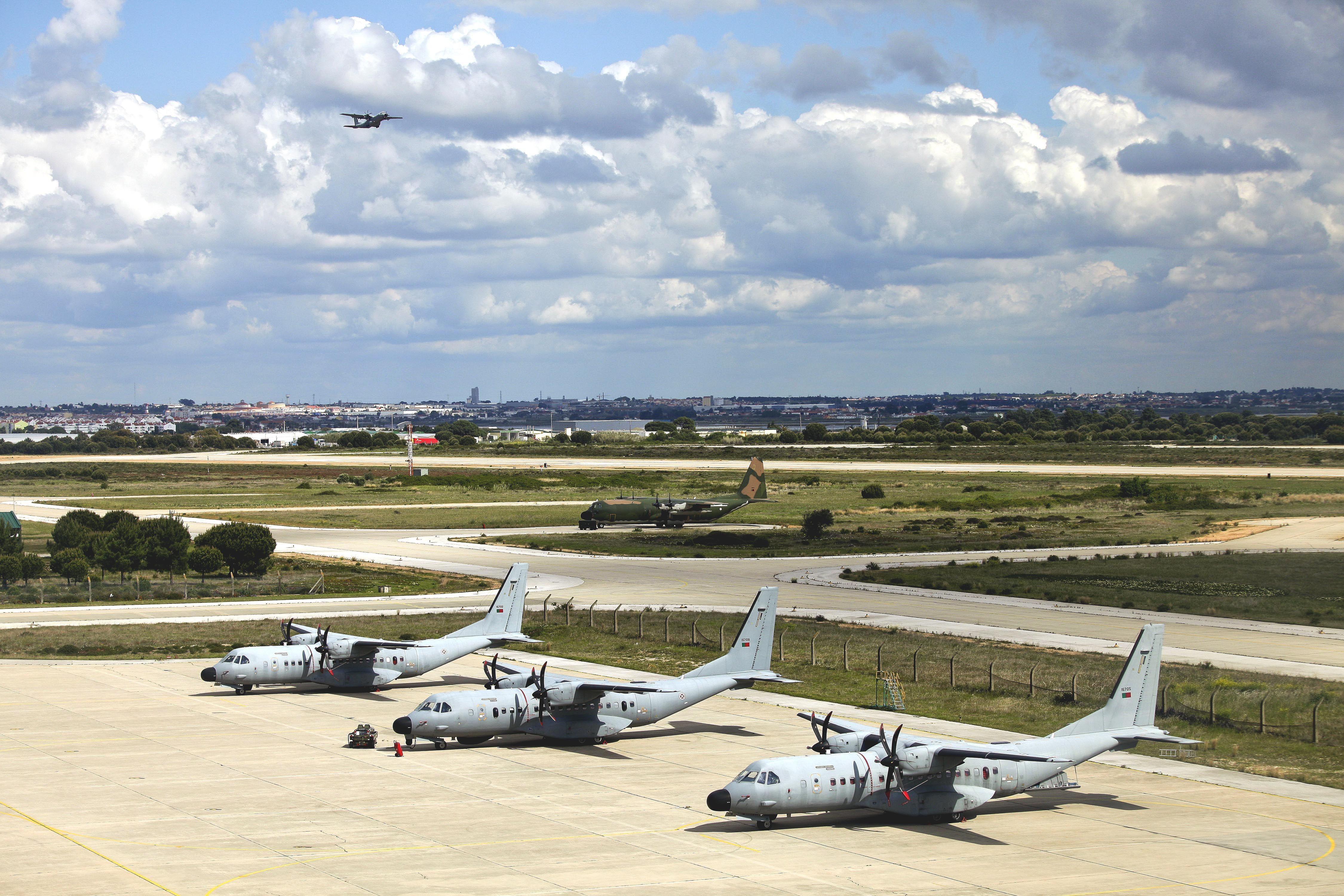 Reivindicado cumprimento da contratação pública no aeroporto do Montijo