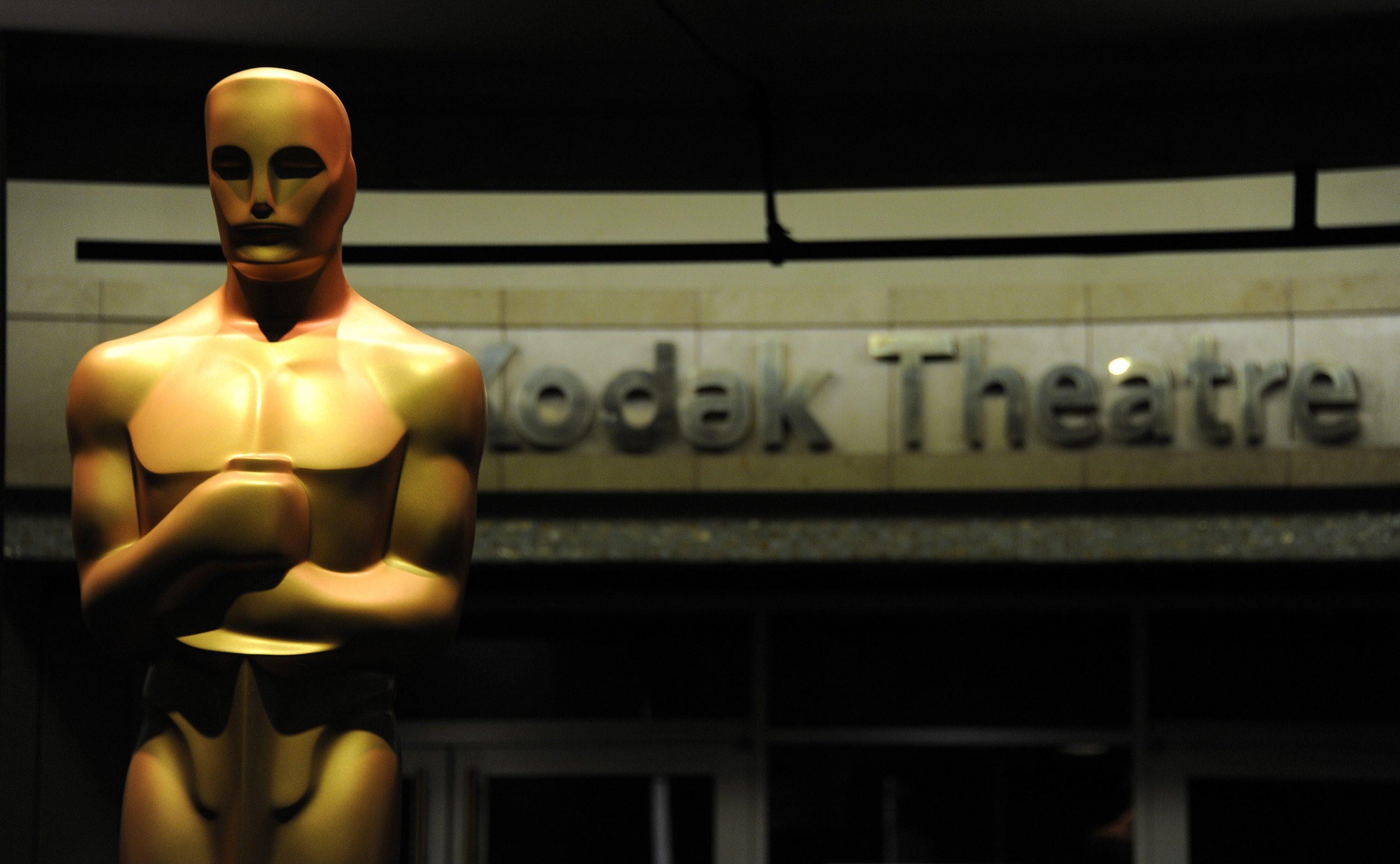 Óscares do cinema são entregues hoje