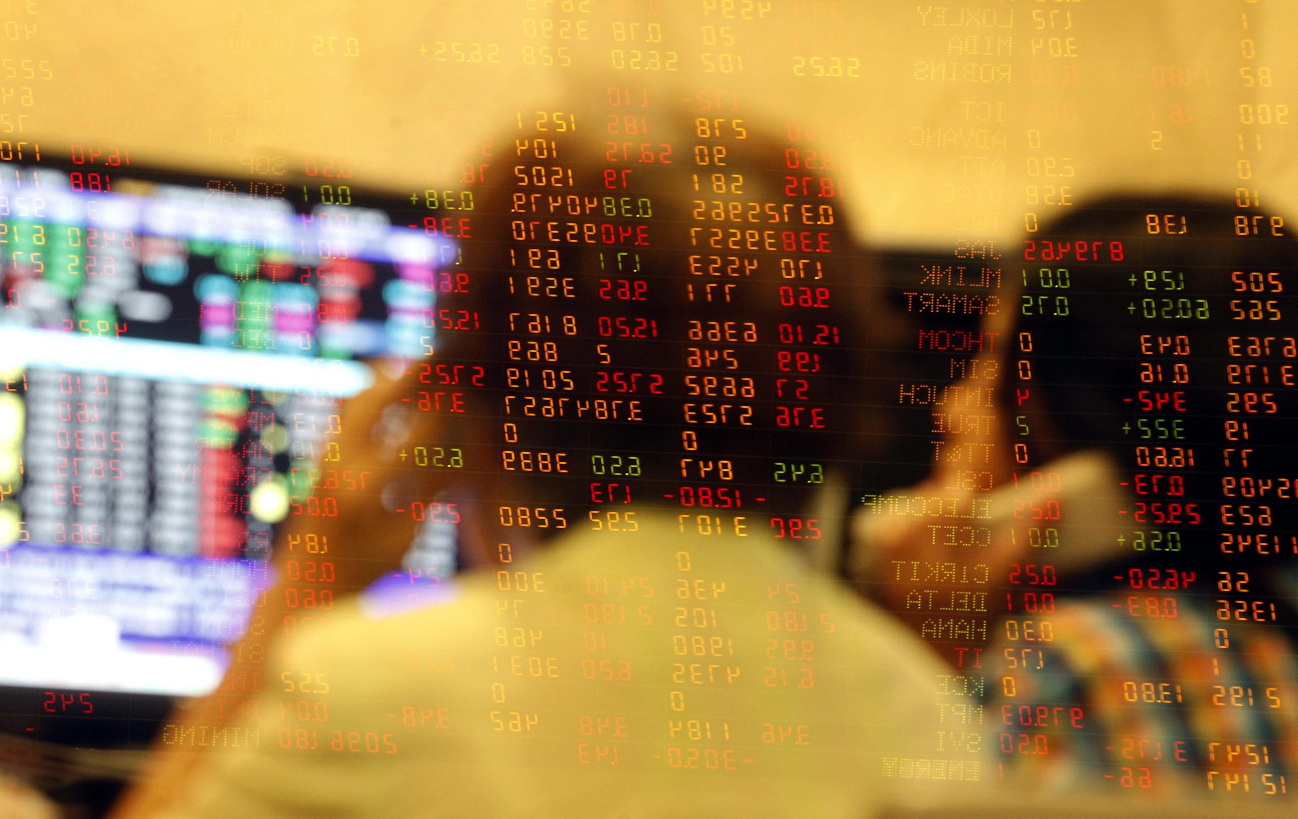 Bolsa de Xangai encerra com alta de 1,57%