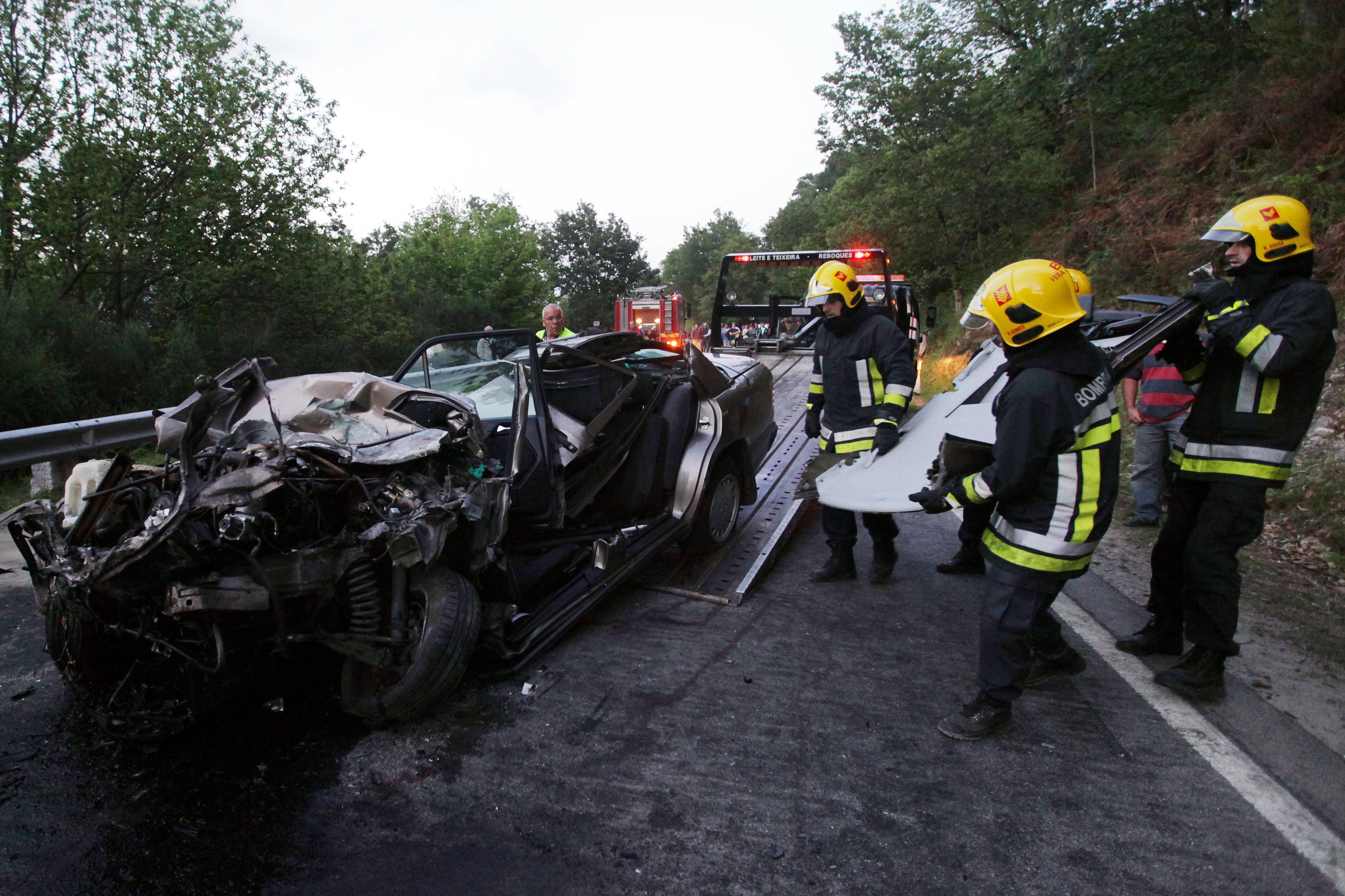 Há cinco anos que não morriam tantas pessoas na estrada devido ao álcool