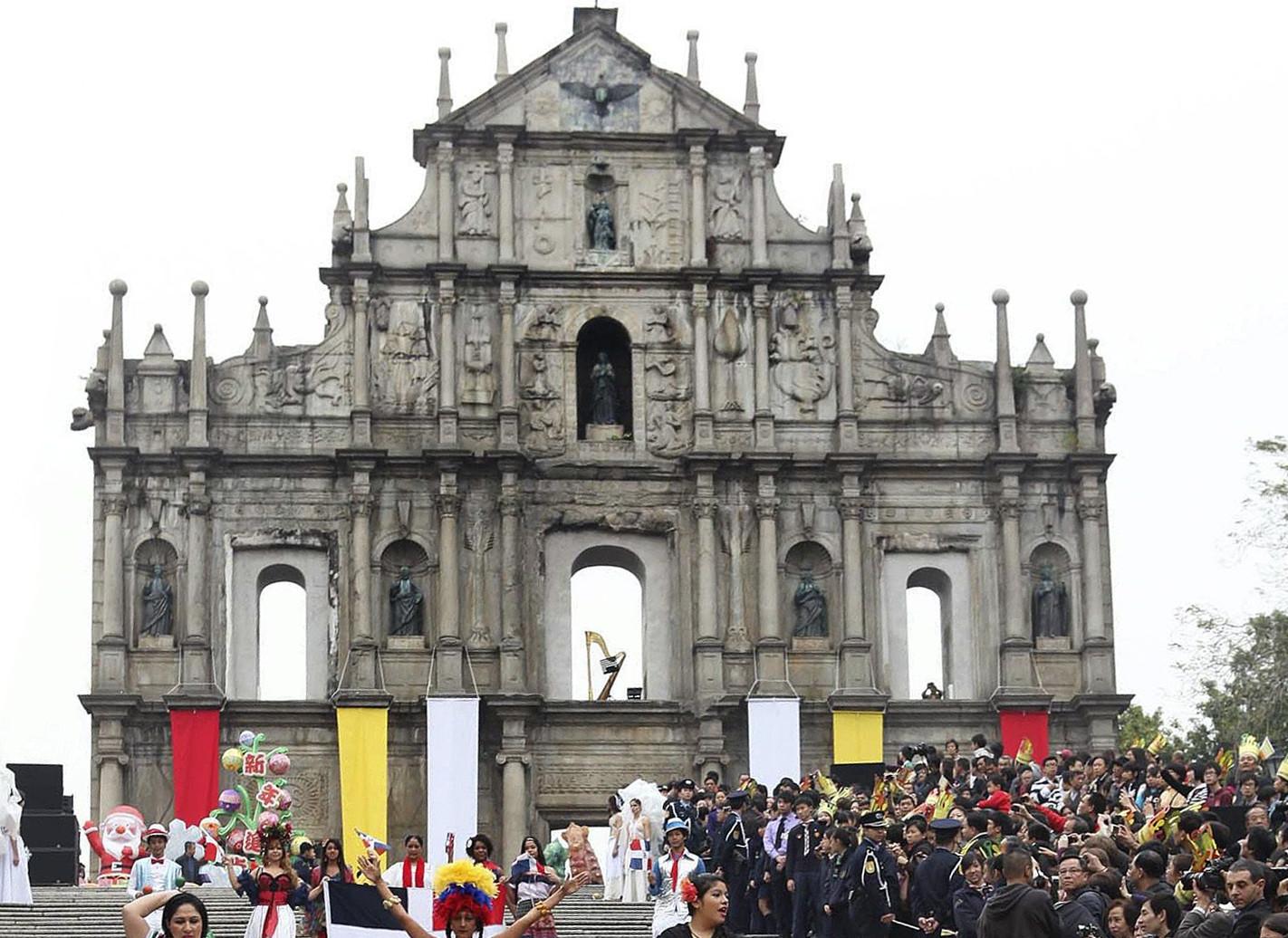 Macau admite acordo com Portugal sobre entrega de infratores em fuga