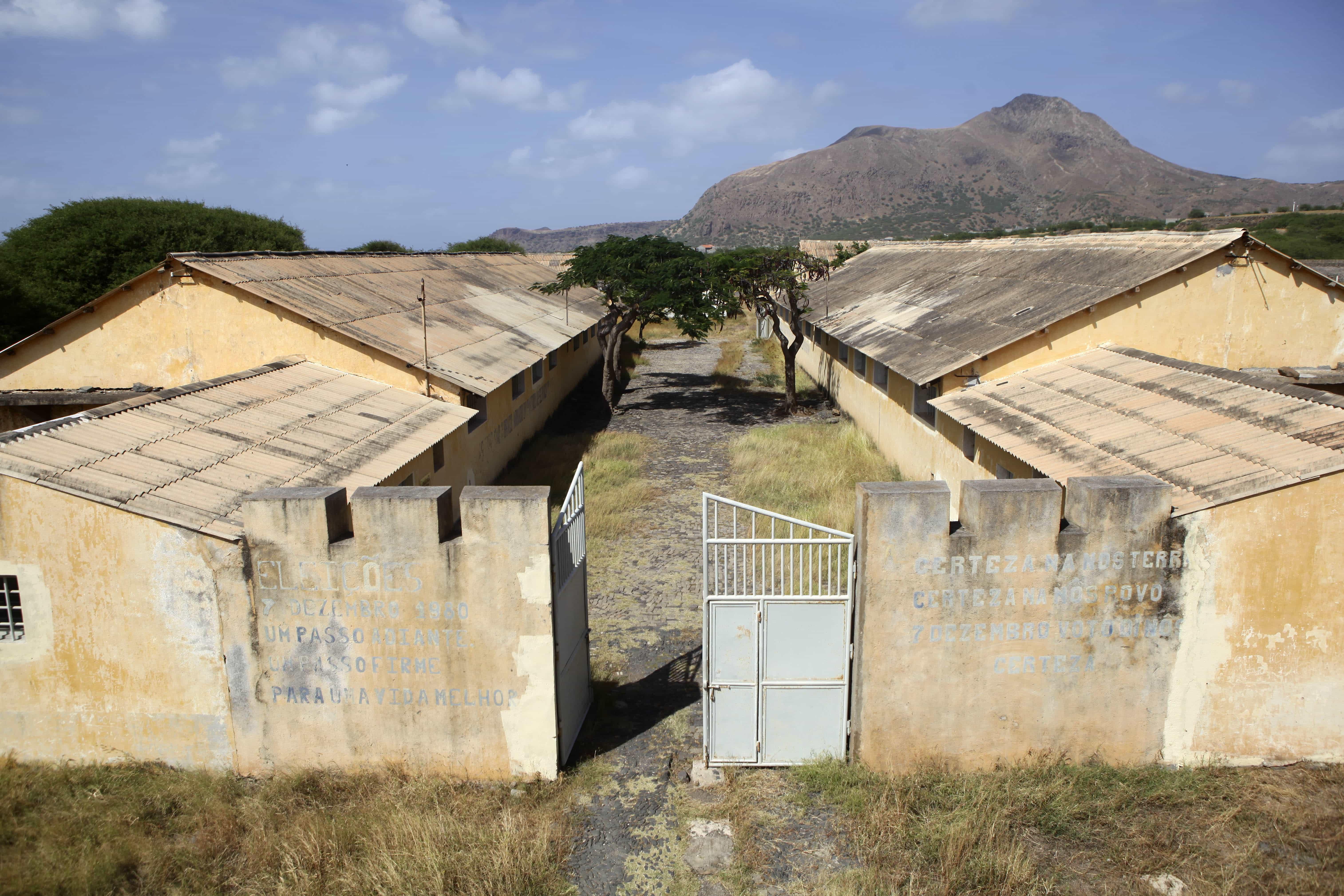 """Visita ao ex-campo do Tarrafal é um sonho que """"sabe a pouco"""""""
