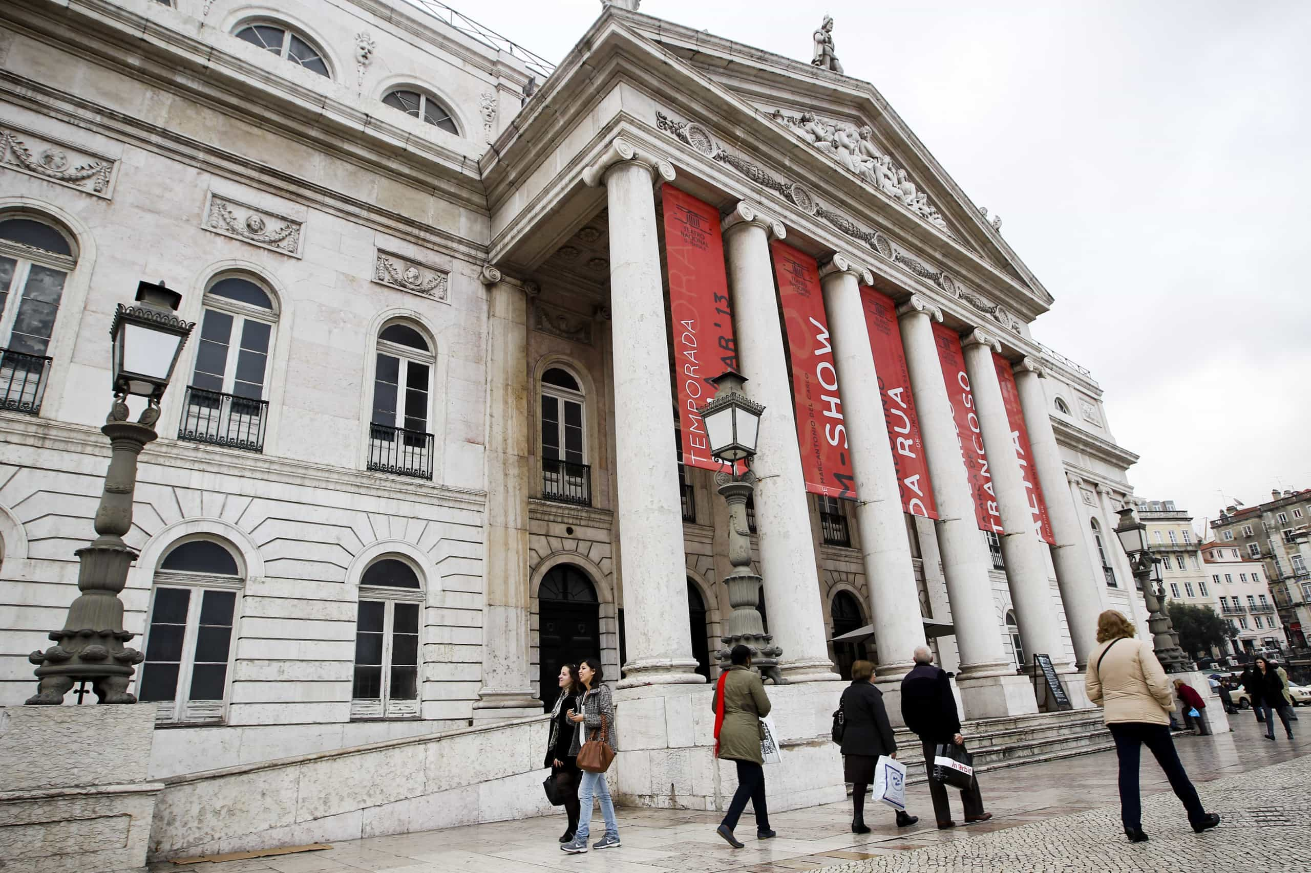 Projeto 'Primeira vez' já levou mais de 300 pessoas ao Teatro D. Maria II
