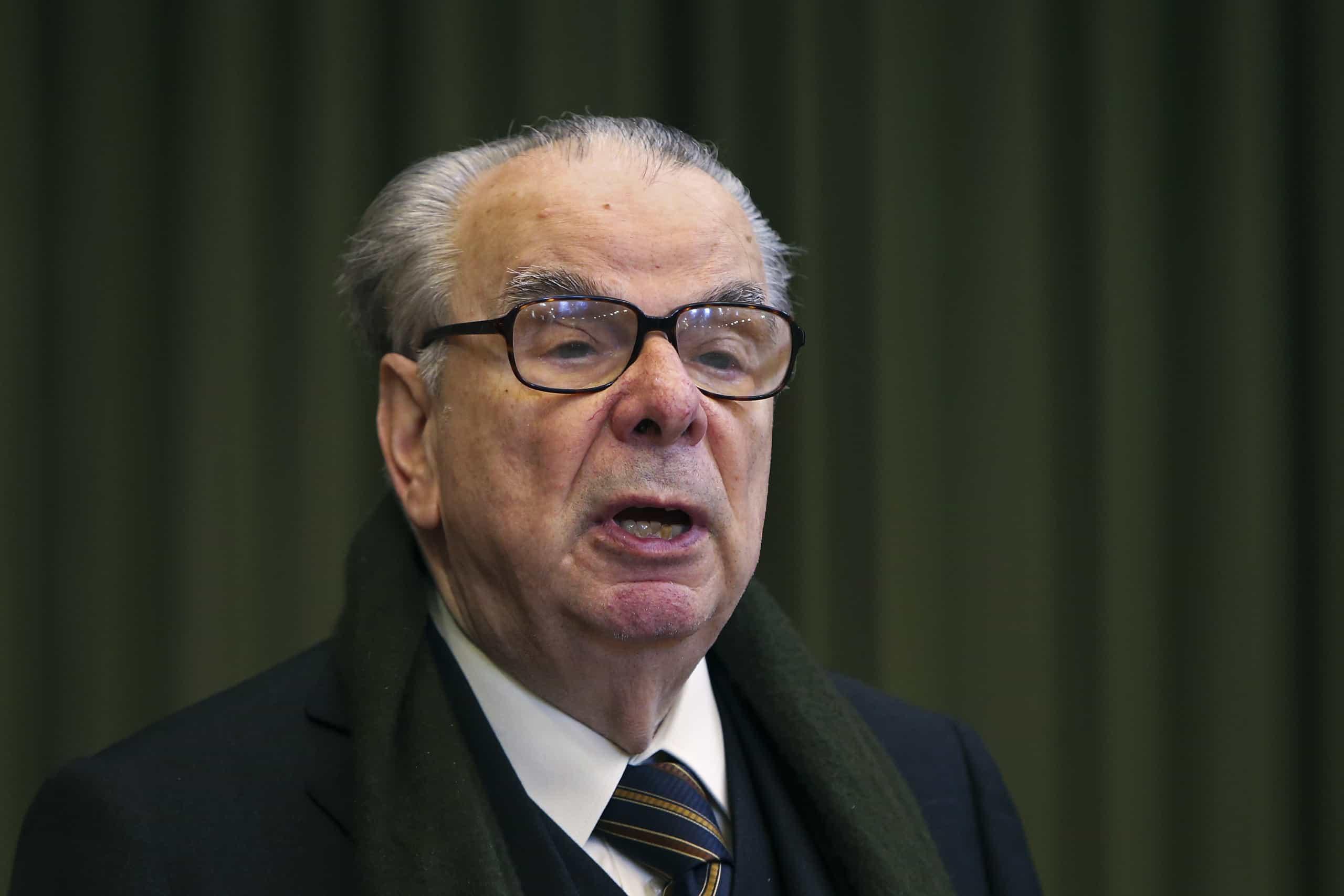 Morreu João Bigotte Chorão. Tinha 85 anos