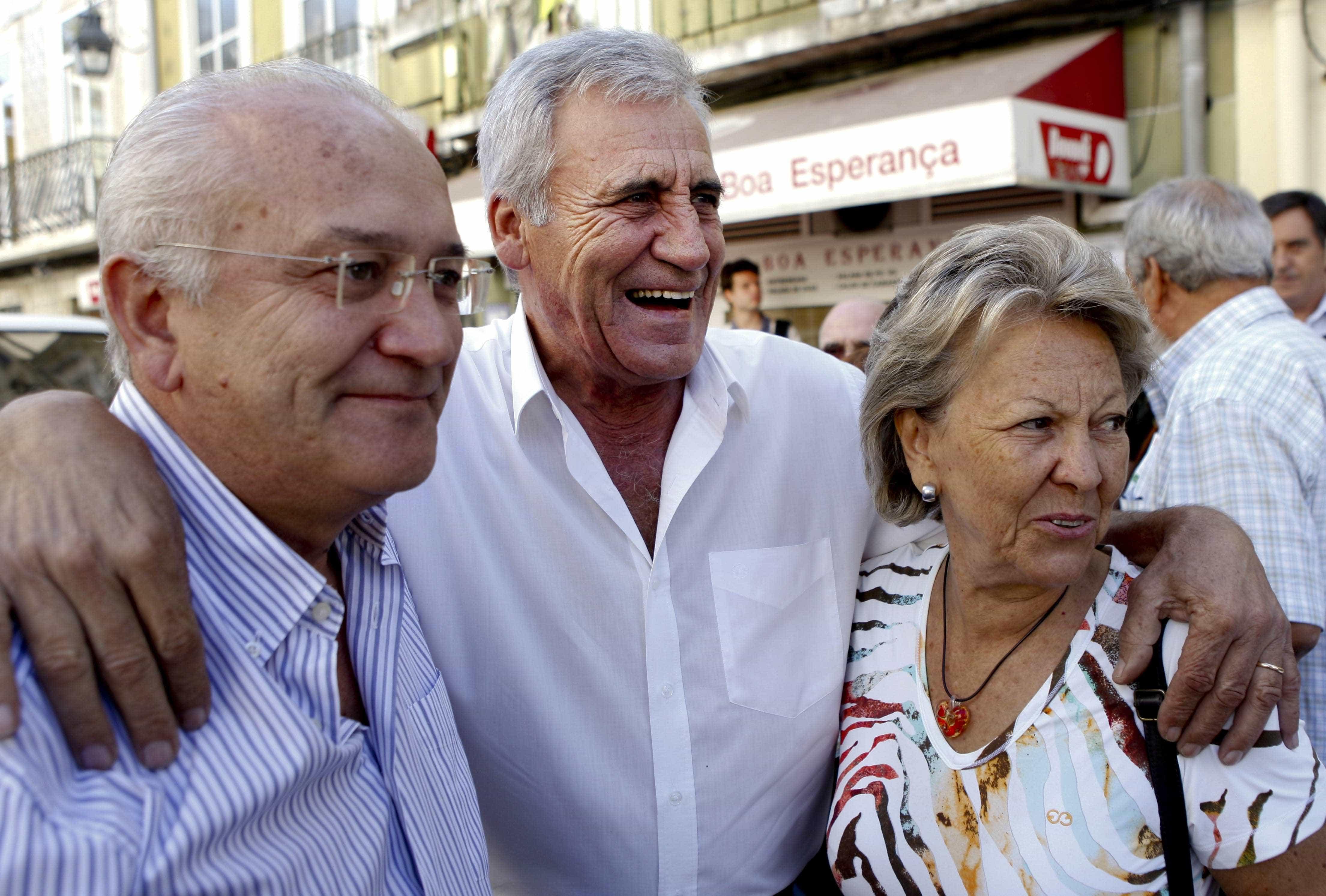 Autárquicas: Joaquim Judas defende reposição das freguesias em Almada