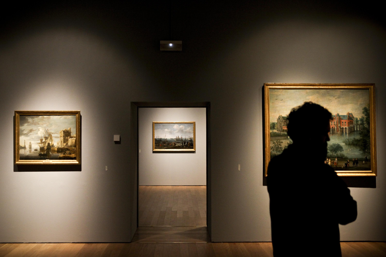 Reproduções gigantes de quadros do Museu do Prado nos seus 200 anos