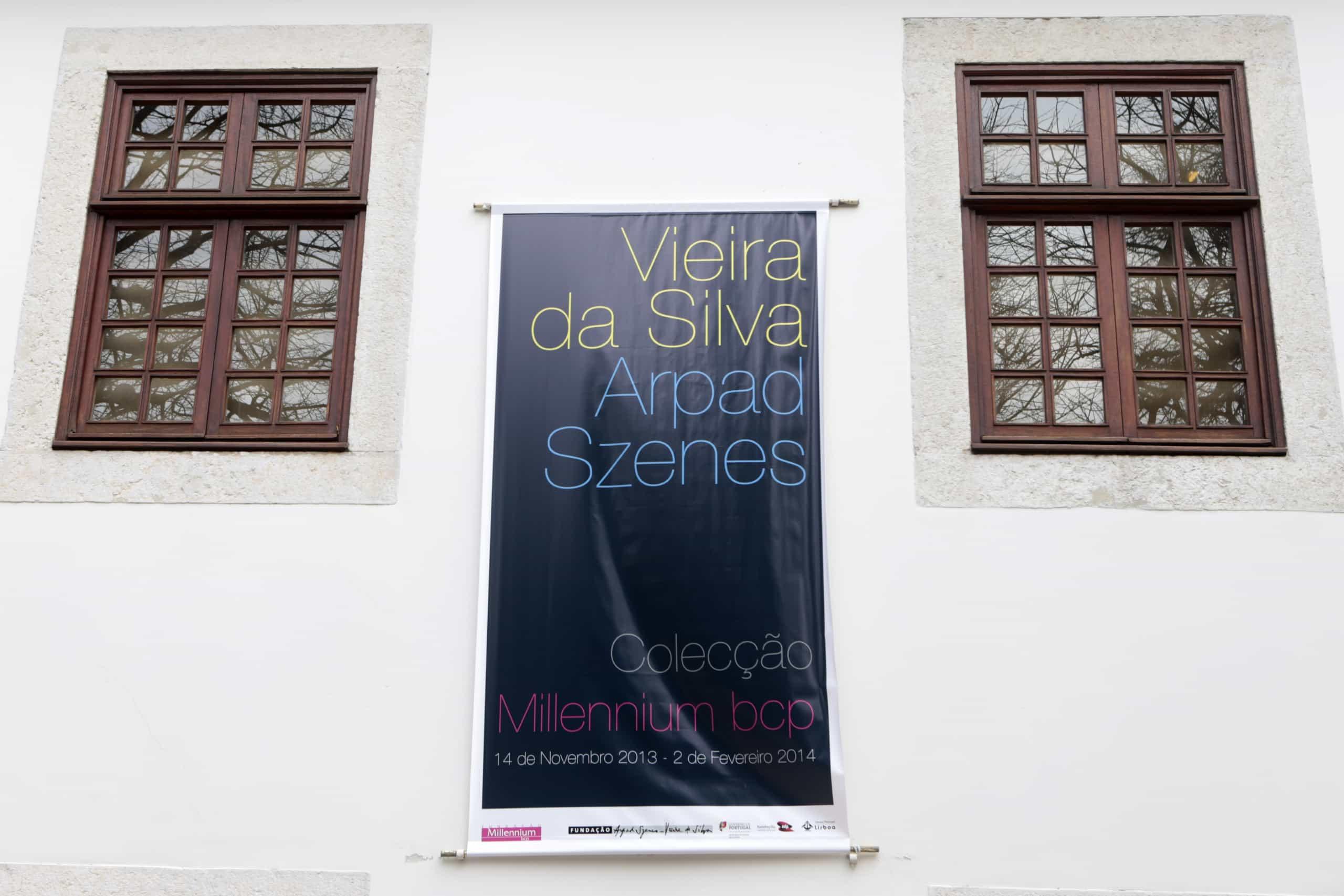 Museu Vieira da Silva inaugura hoje a exposição 'A metade do céu'