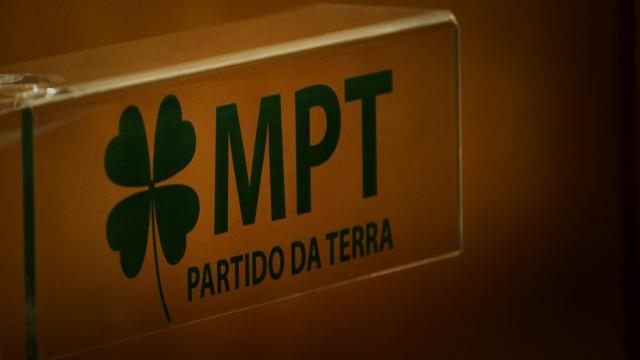 MPT sem lista própria e fora de coligações para as eleições europeias