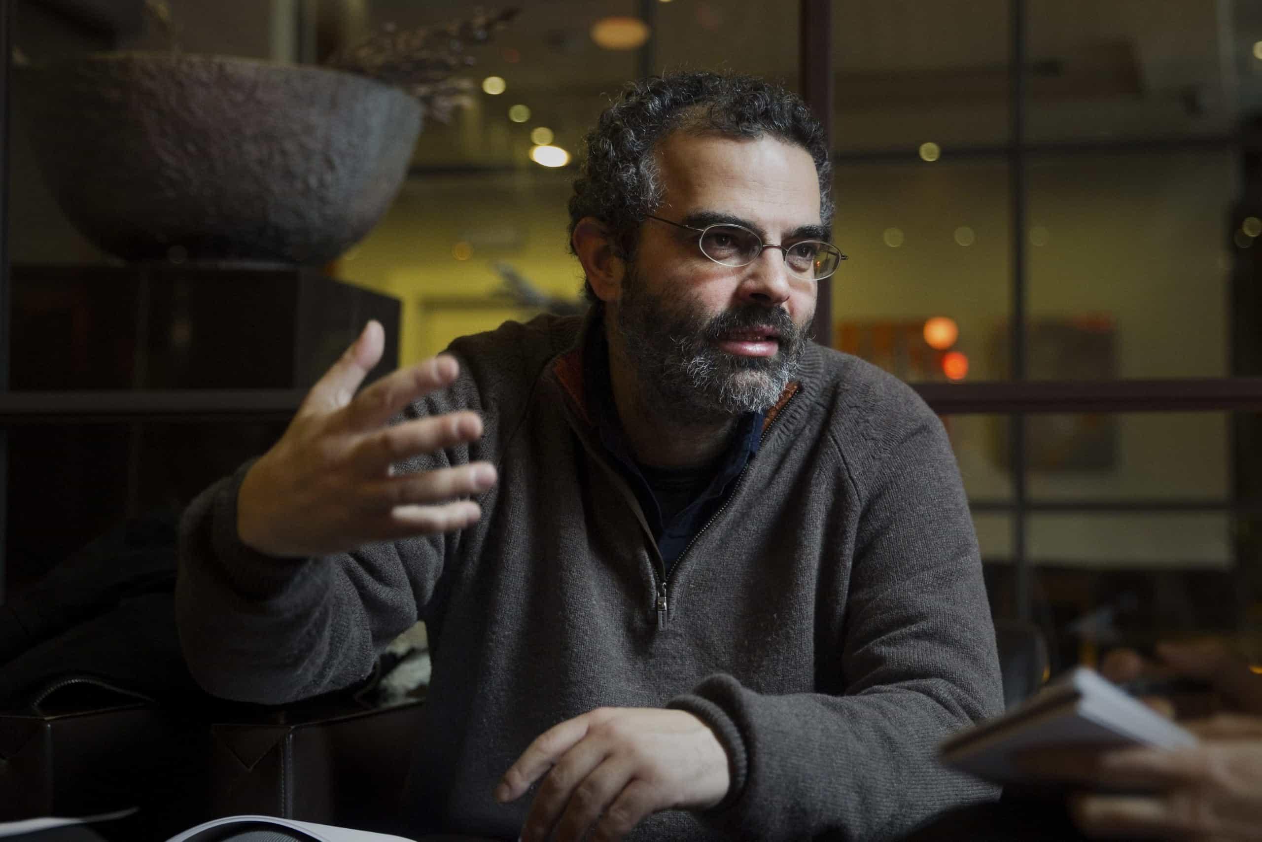 Gonçalo M. Tavares participa no festival literário Kosmopolis