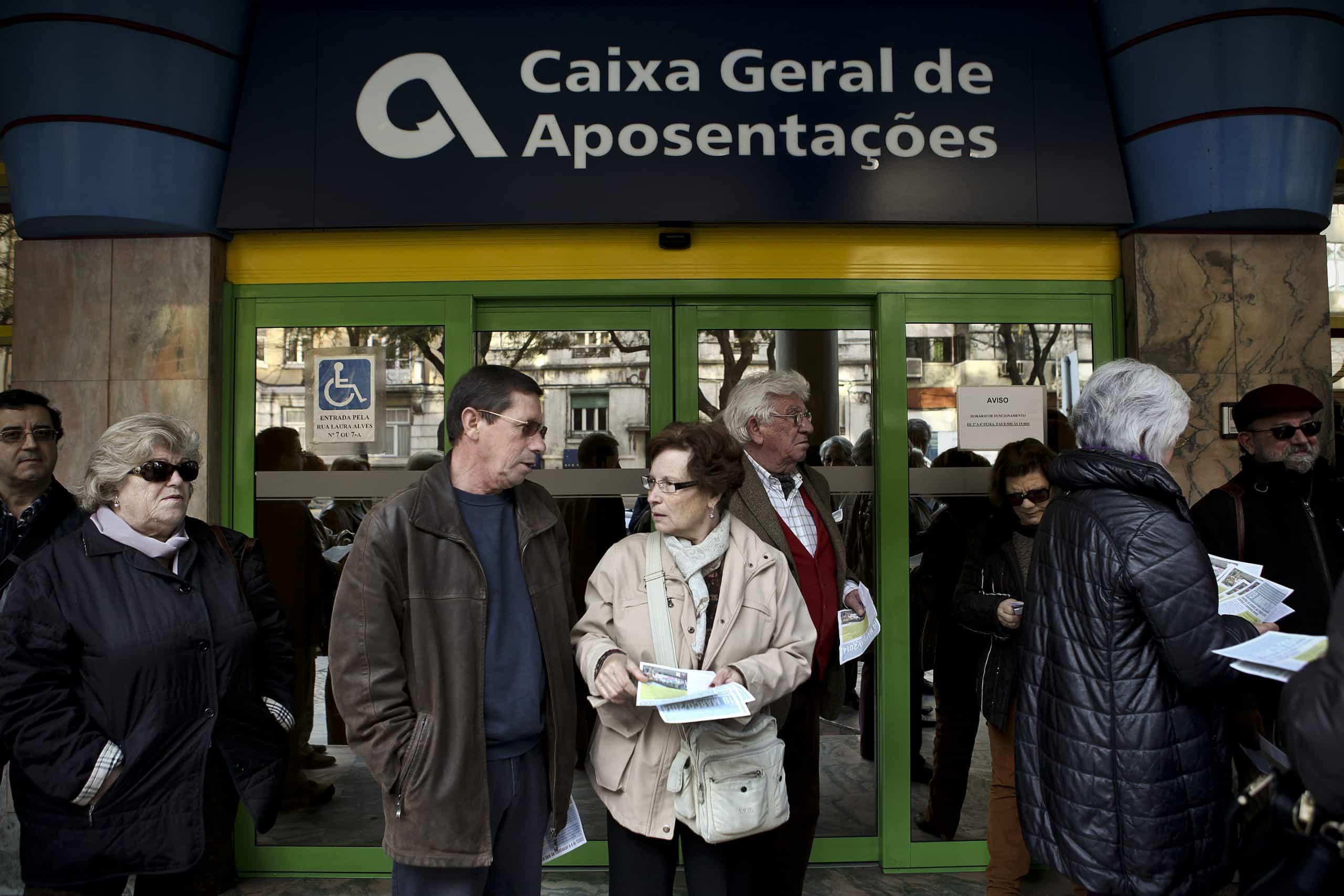Reformas: PS propõe que se alargue à CGA alívio de penalizações