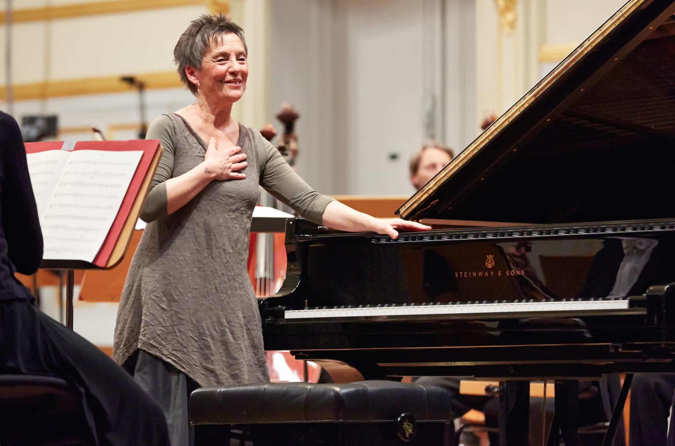 Maria João Pires abre Belgais a concertos em 'Noites de Verão'