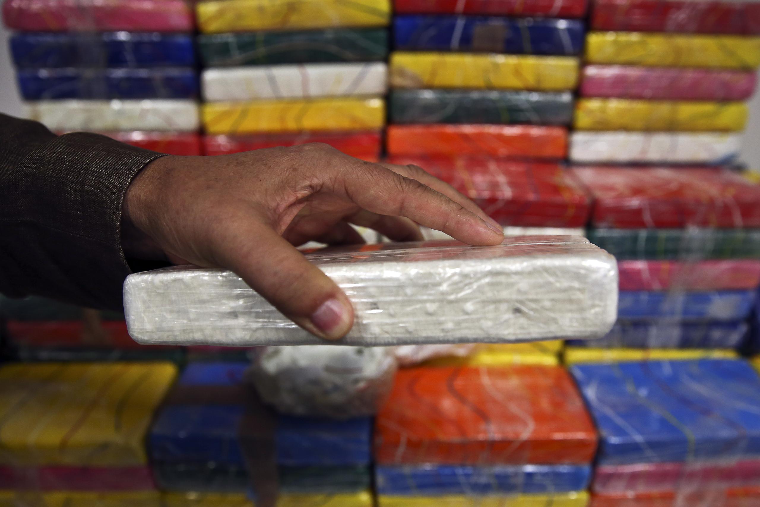 Apreendidas centenas de quilos de cocaína na Guiné-Bissau