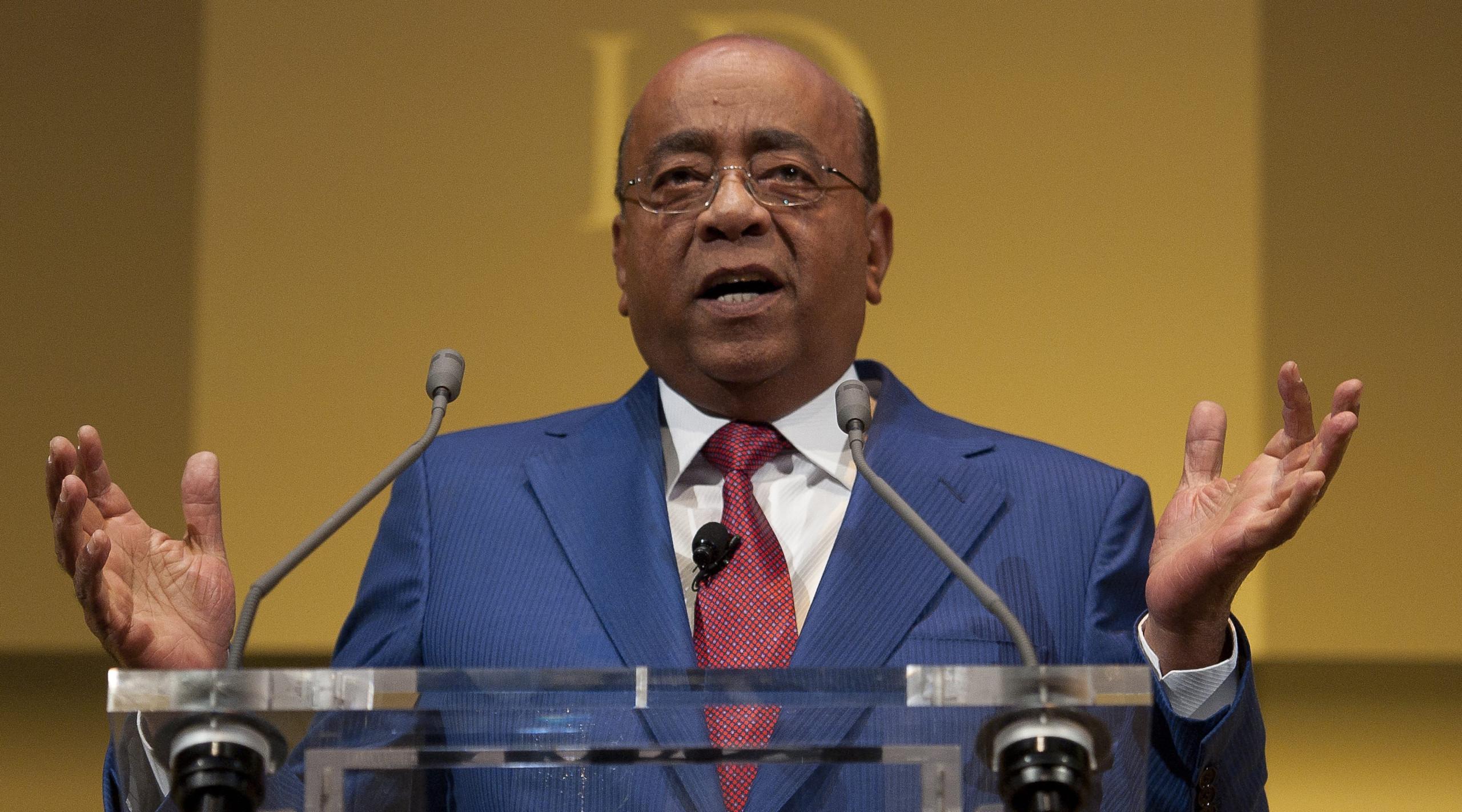 """Mo Ibrahim diz que ficou """"muito surpreendido"""" com mudanças em Angola"""