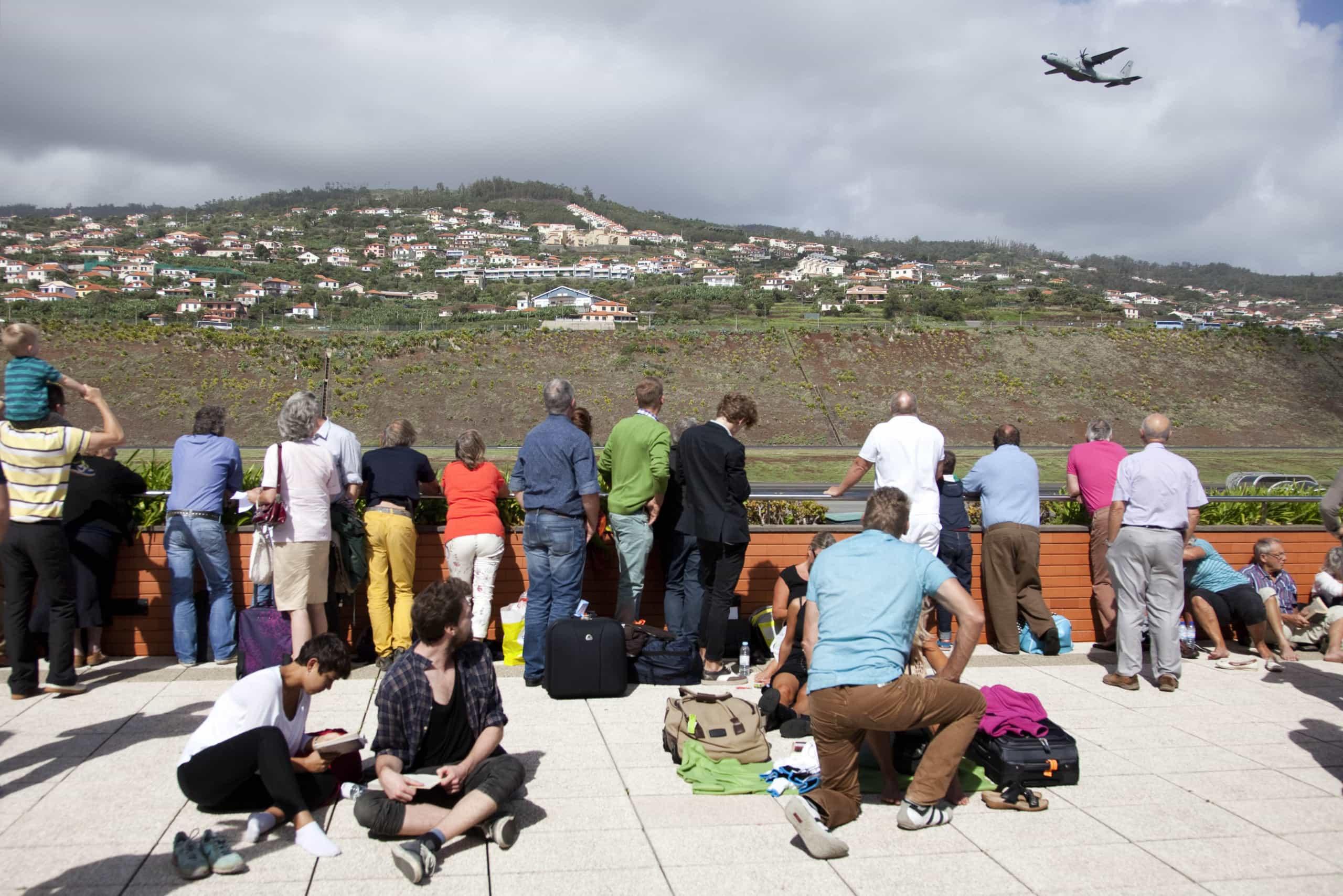 ANAC: Solução sobre limites de vento na Madeira será sempre científica