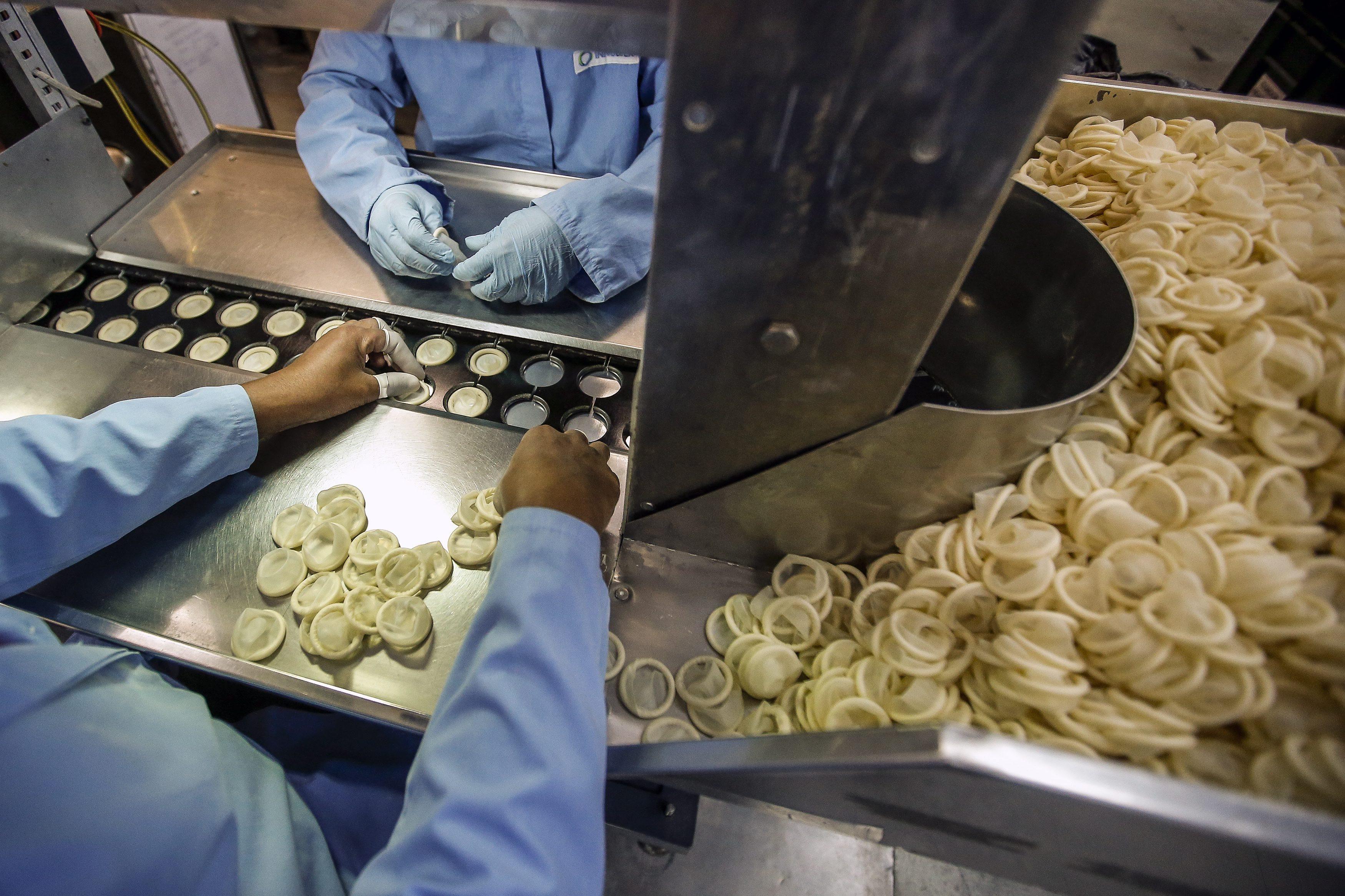 ONU doa 10 milhões de preservativos à Venezuela