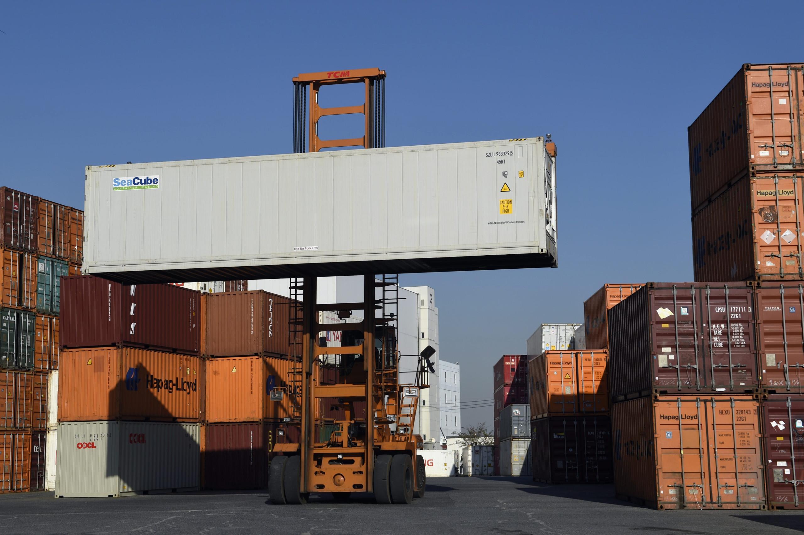 Medway investe um milhão em parque logístico e de contentores em Sines