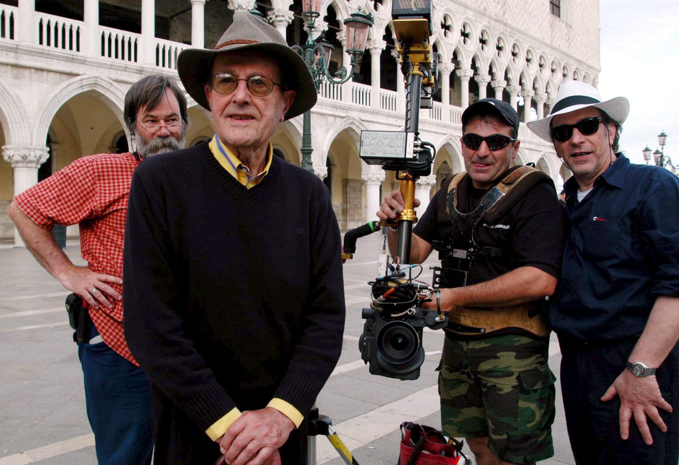 """Cinemateca mostra tudo de Manoel de Oliveira, """"o visível e o invisível"""""""