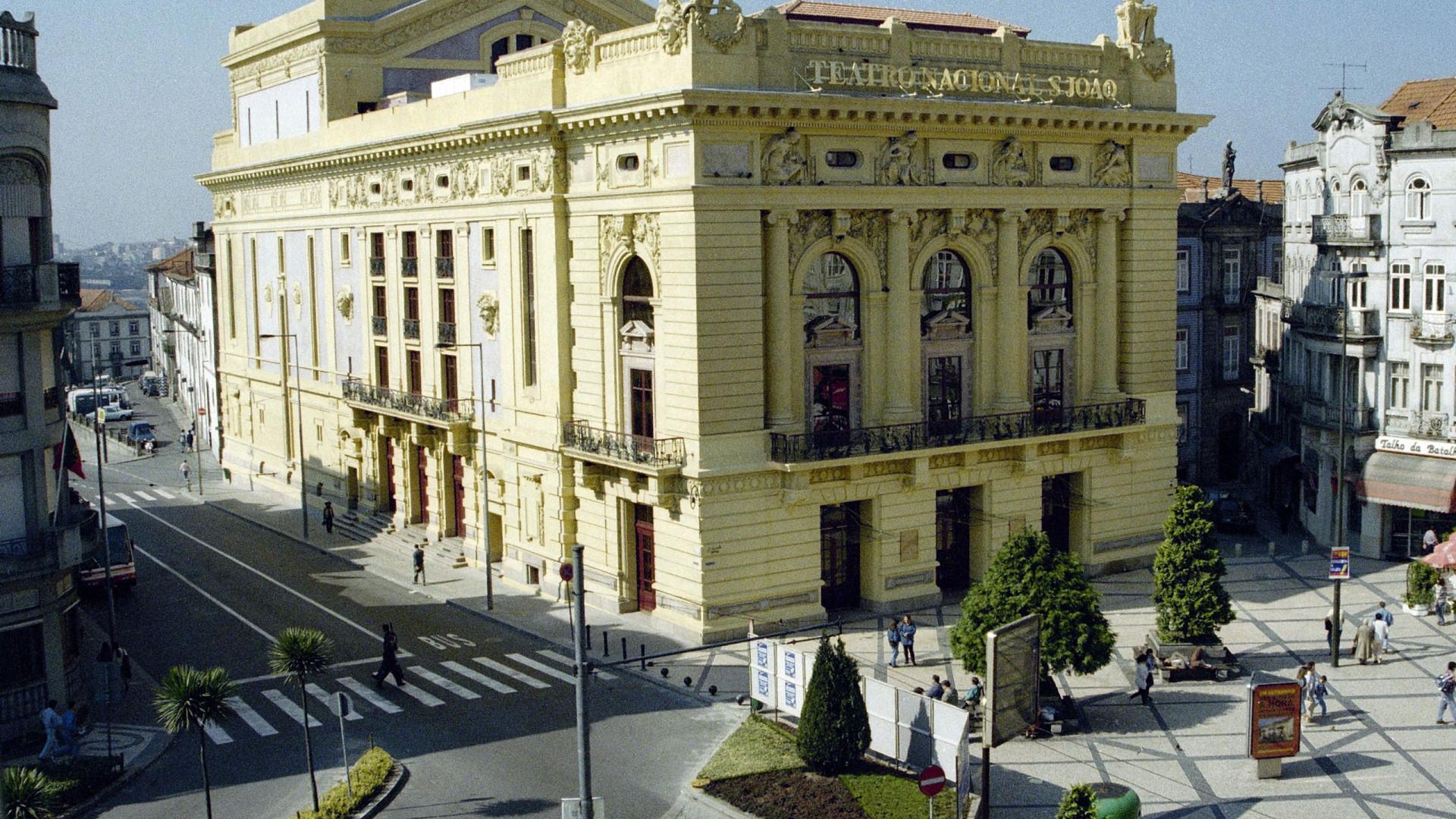 Teatro S. João abre concursos públicos para obras no valor de 1,6 milhões