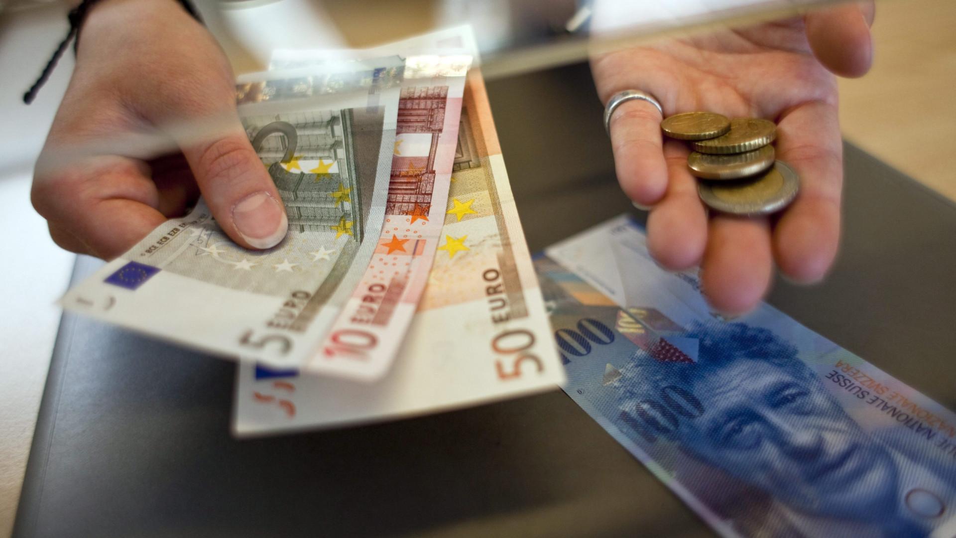 OE2021: Receita fiscal aumenta 215,8 milhões até agosto