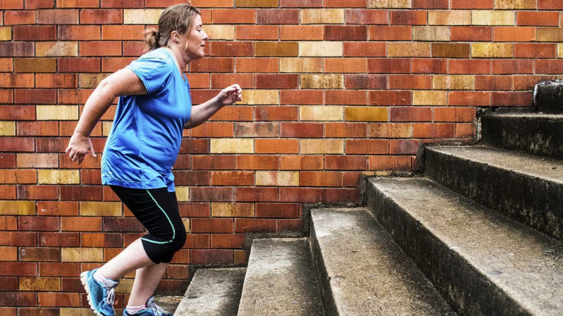 quanto vc deve correr para perder peso rapido