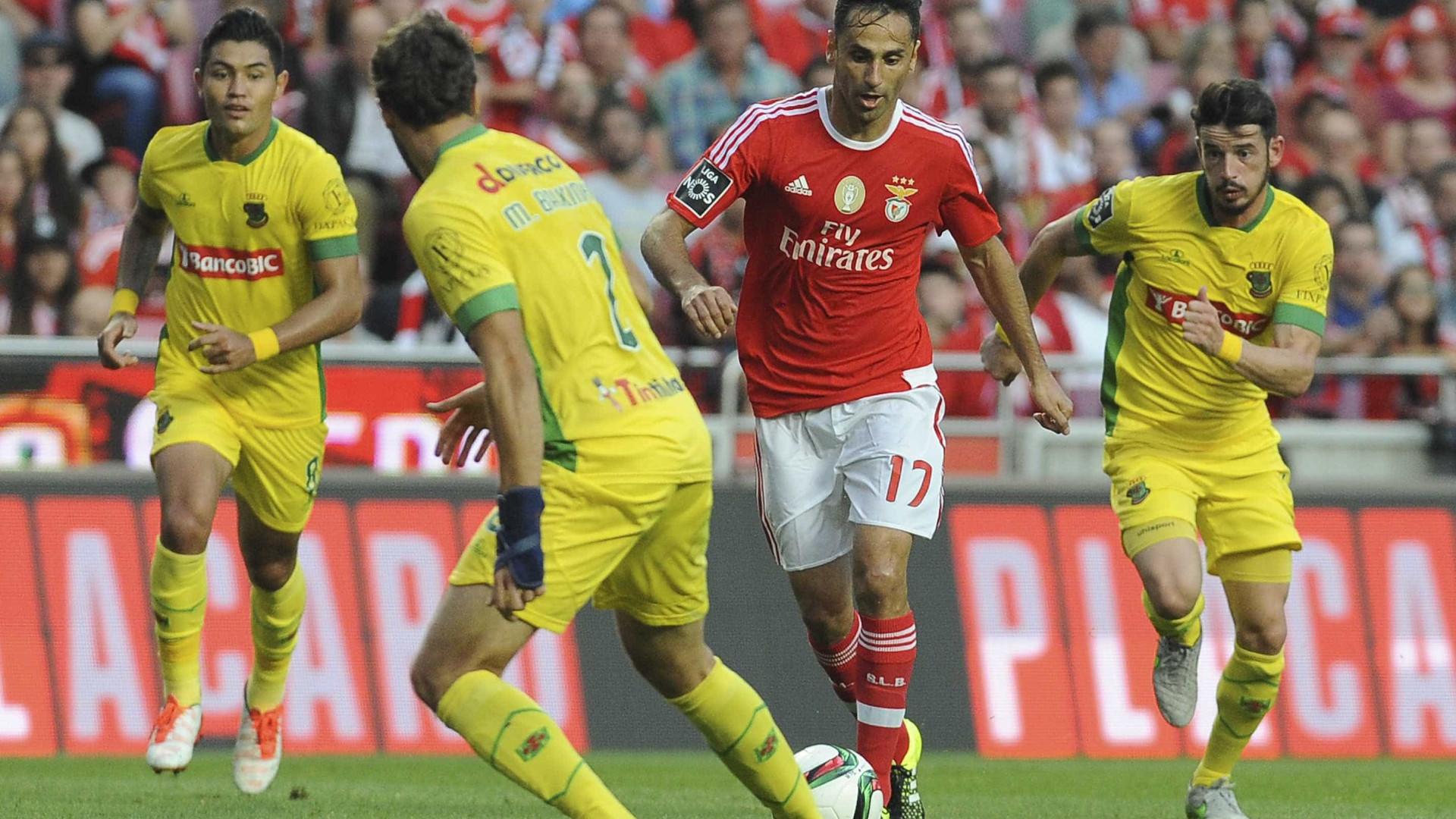 Paços abre estádio duas horas e meia antes do jogo com o Benfica