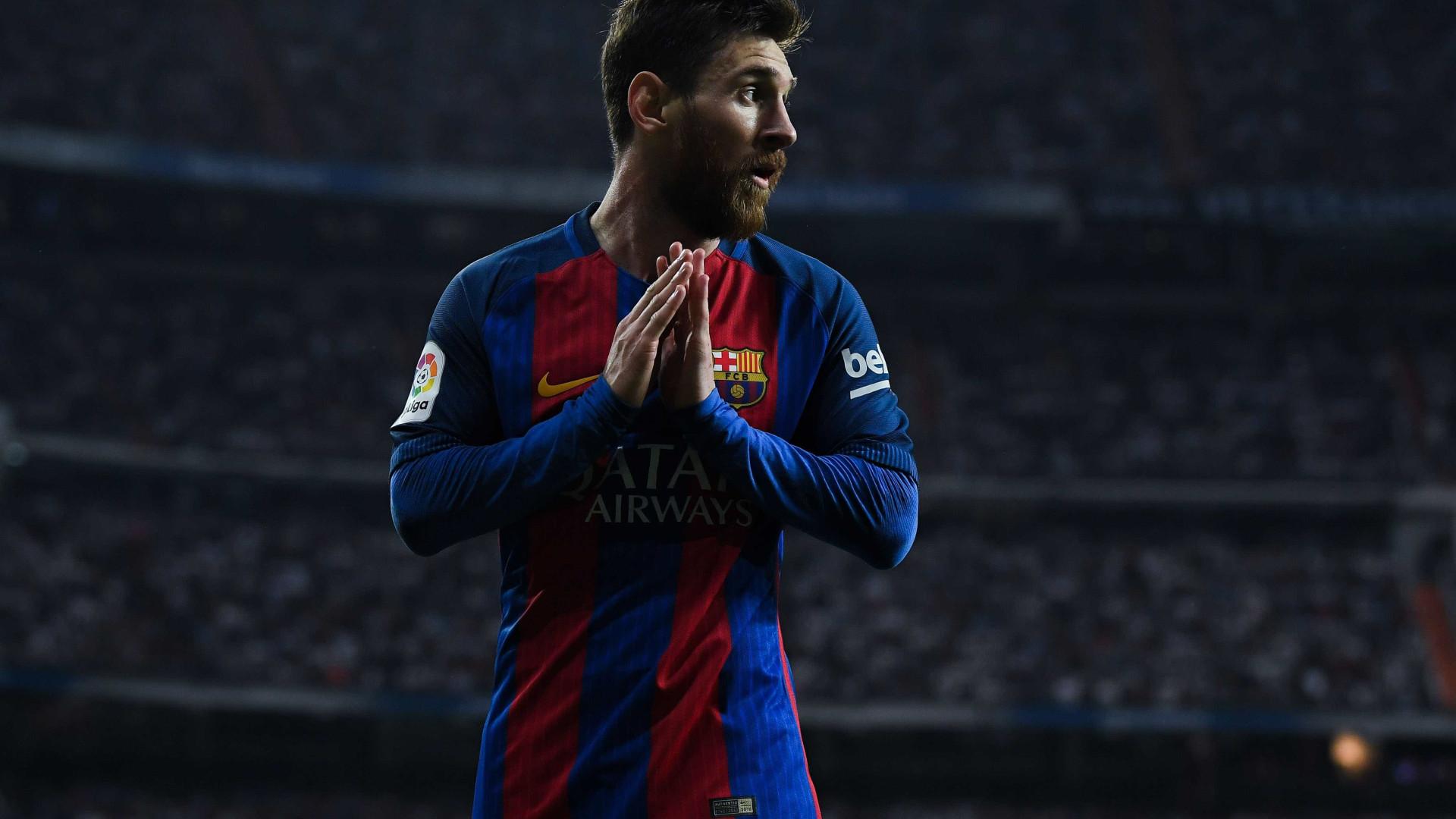 91926bc9a1d9c7 Messi tem um novo sósia: Chama-se Reza e é iraniano