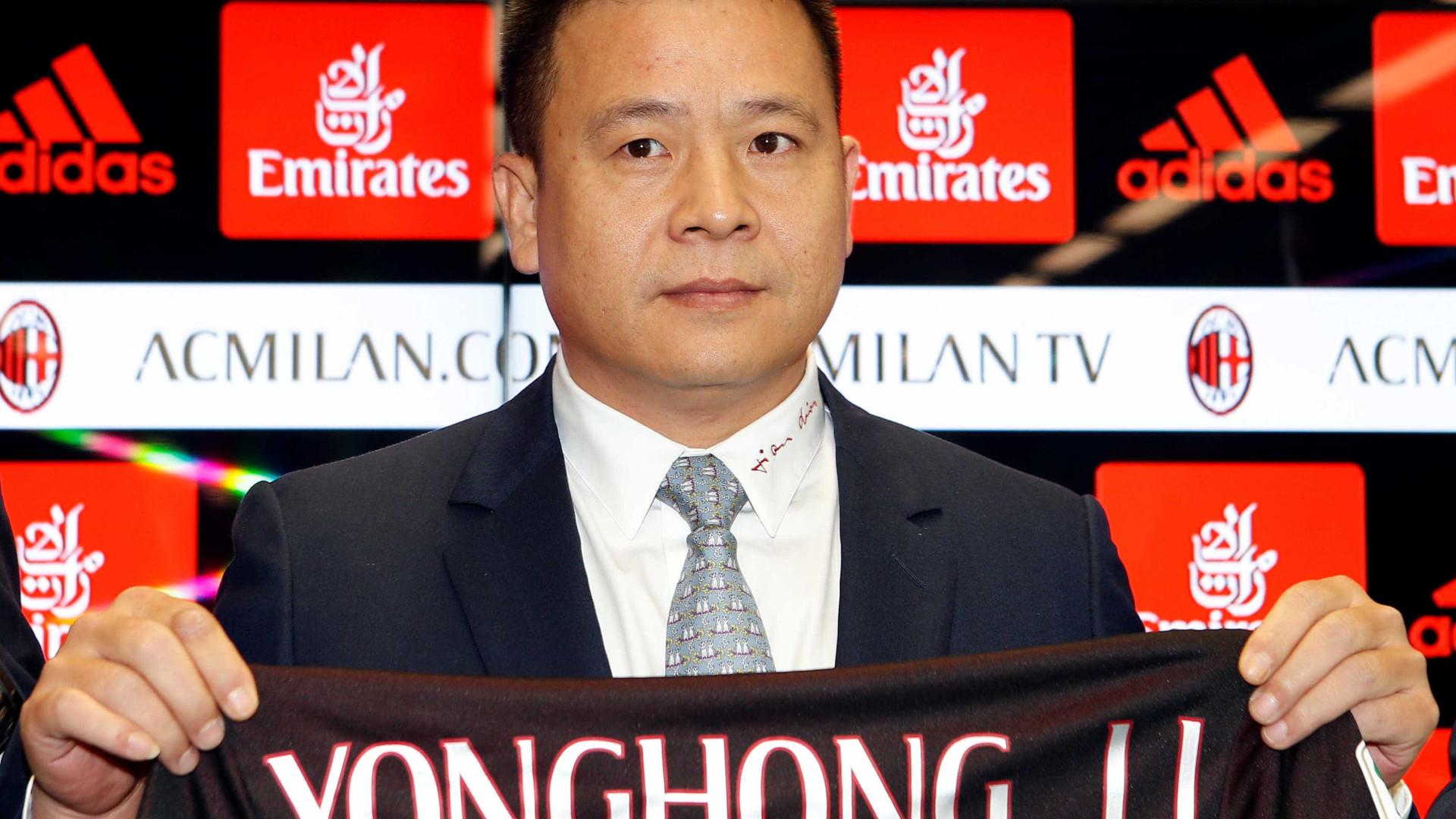Li Yonghong: O nebuloso passado do patrão de André Silva