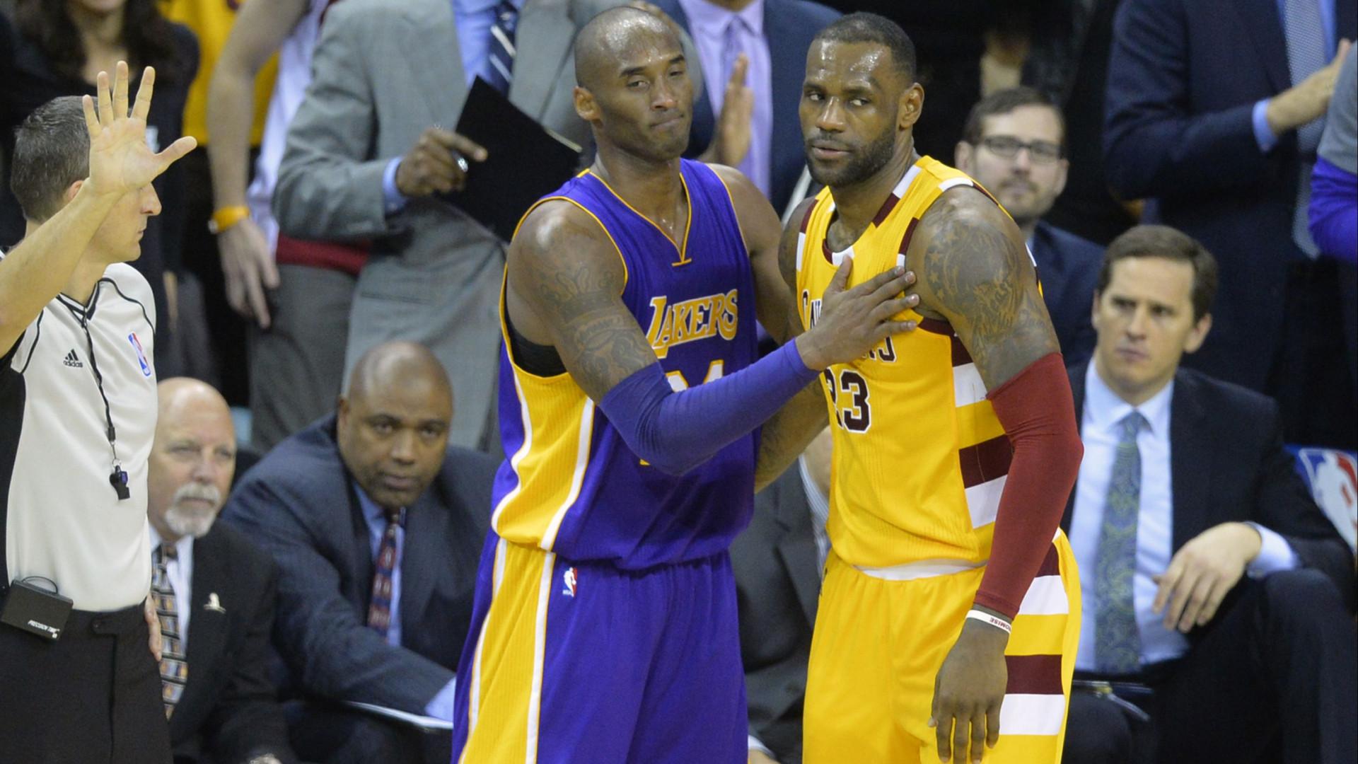 1a7a8bc5 LeBron e Kobe Bryant juntos? Shaquille O'Neal diz que vai acontecer
