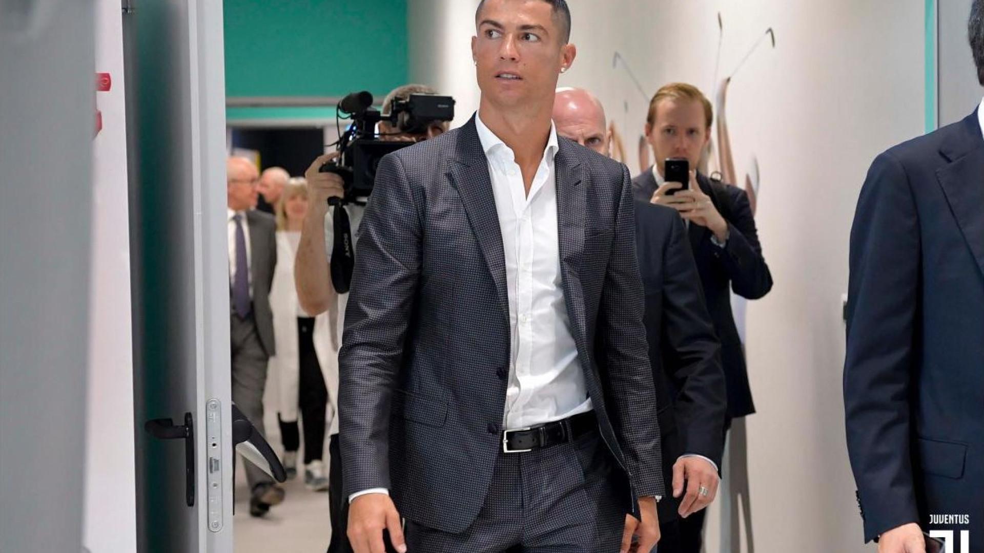 78df765949e85 Cristiano Ronaldo defende-se após ser acusado de violação