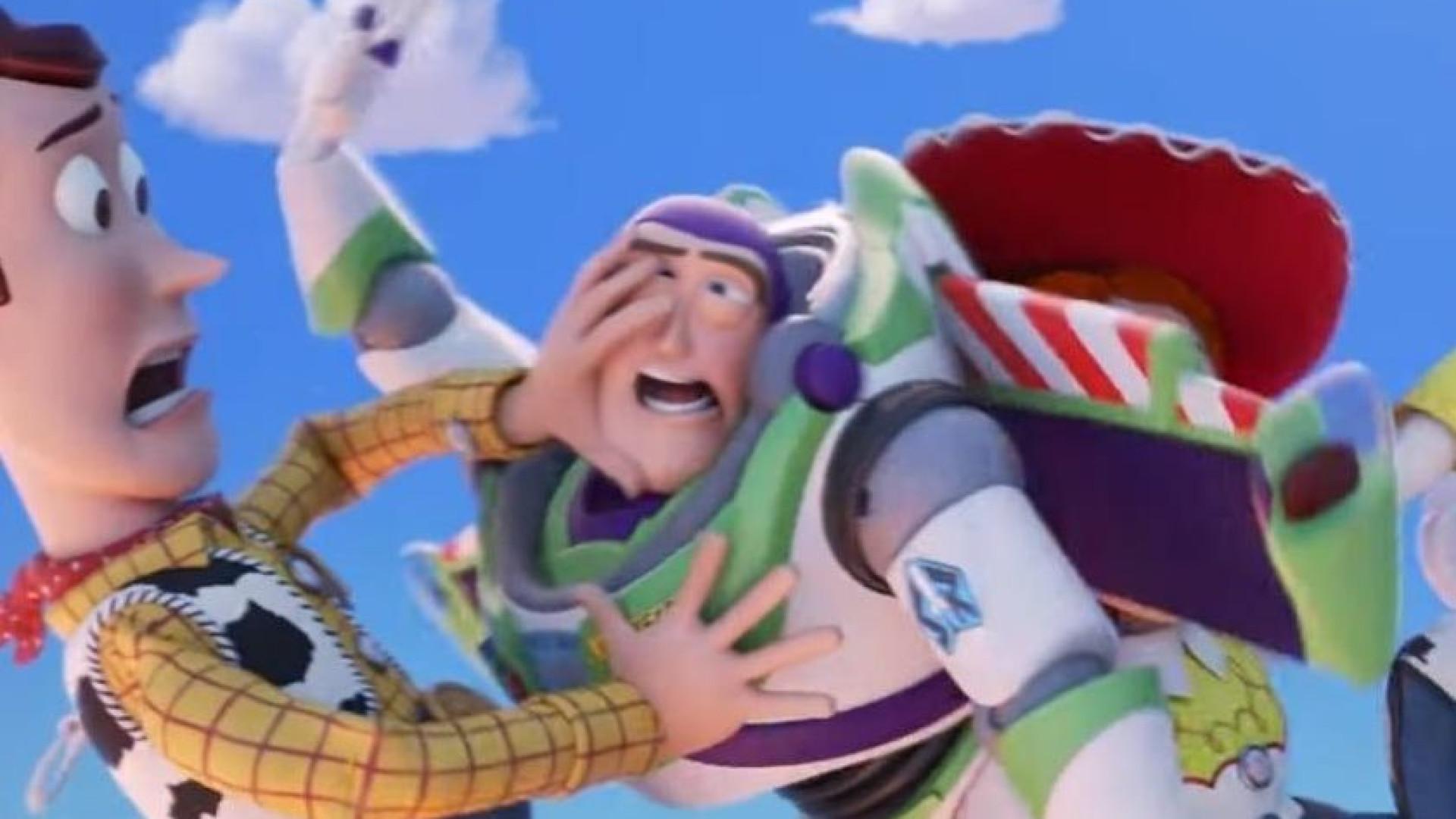 Toy Story 4 Divulga As Primeiras Imagens