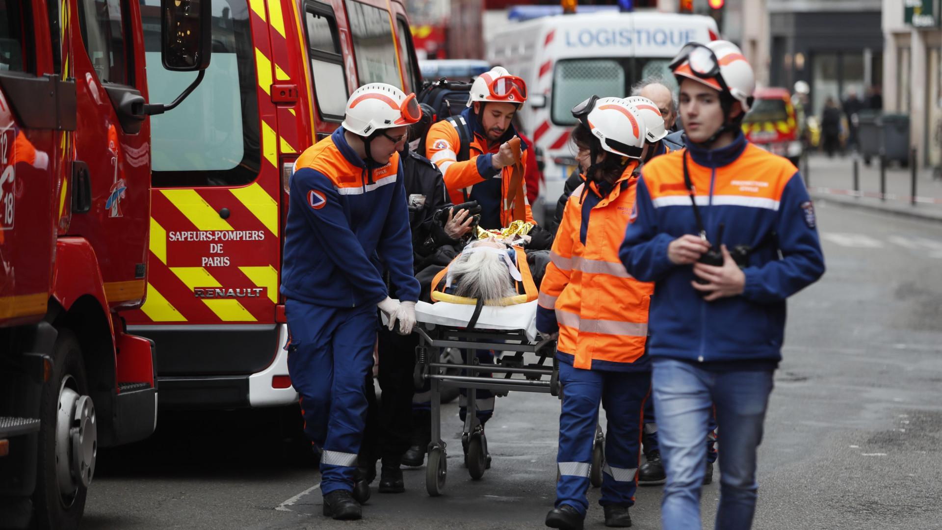 f004dfda7 Explosão em Paris faz três mortos e número de feridos sobe para 47