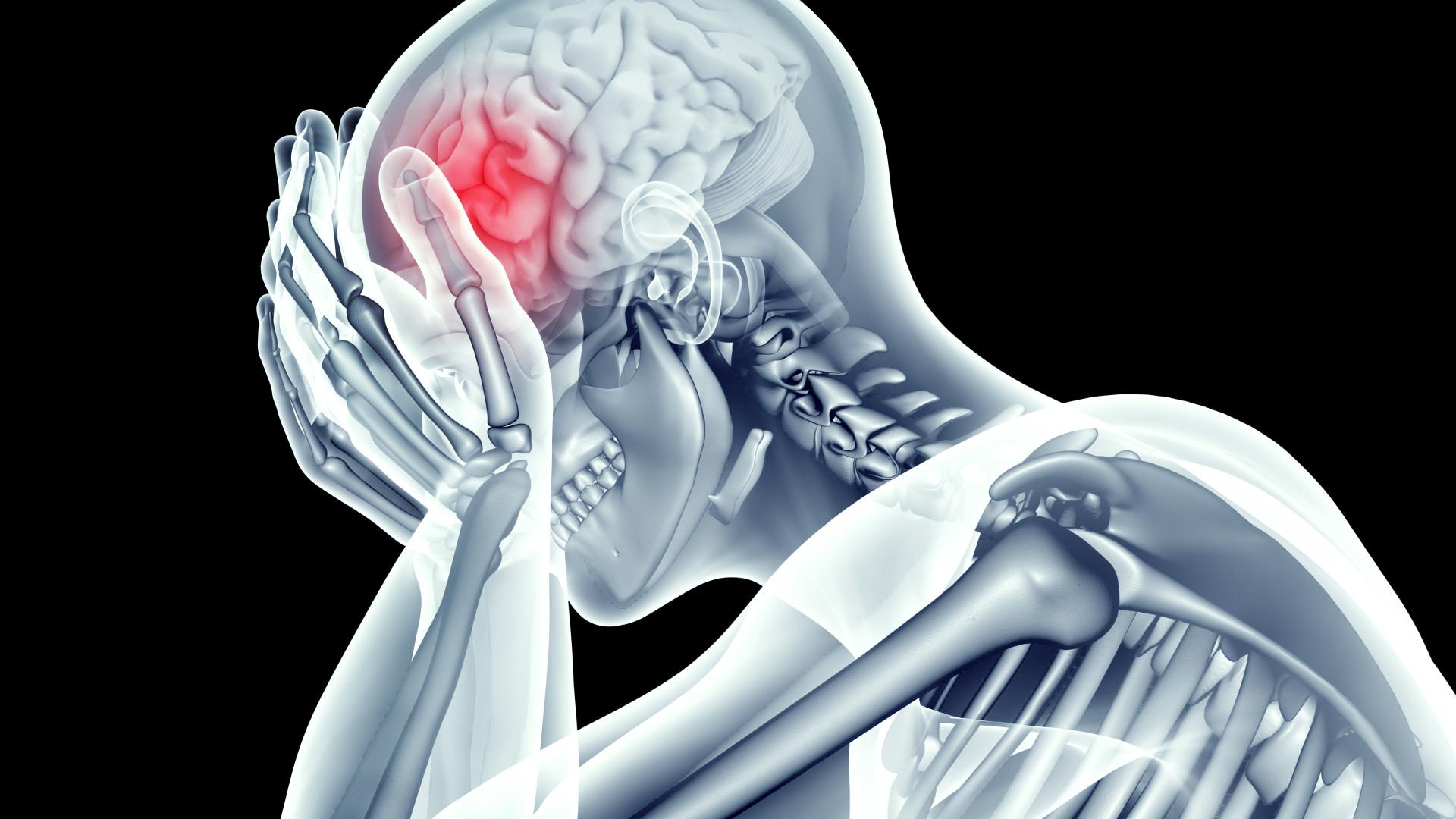 embolia cerebral sinais e sintomas do diabetes