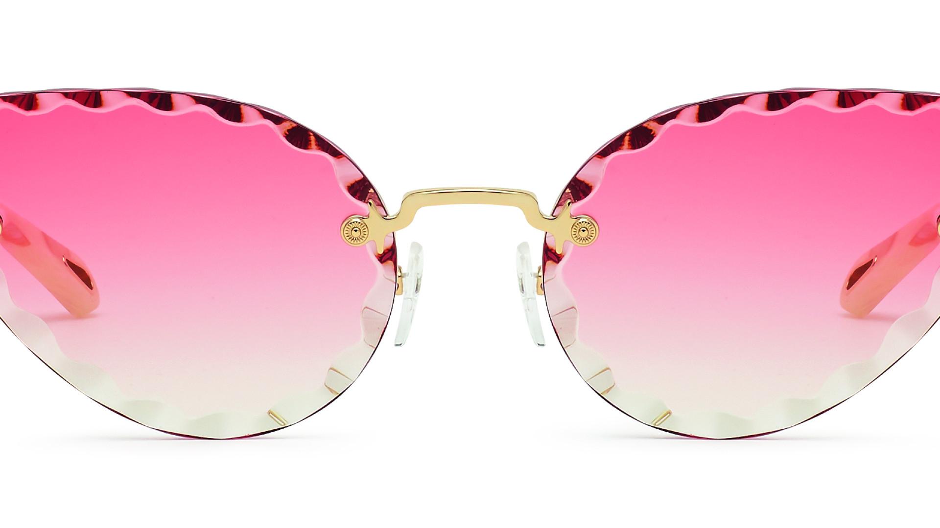 6fcf85529 Óculos de sol: A Chloé apresenta os novos modelos Rosie