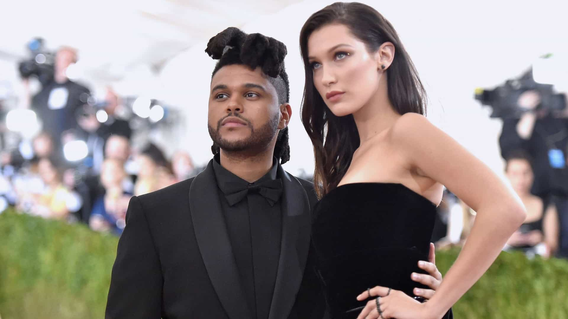 e3f07549ad3 Bella Hadid ostenta presente de luxo oferecido por The Weeknd