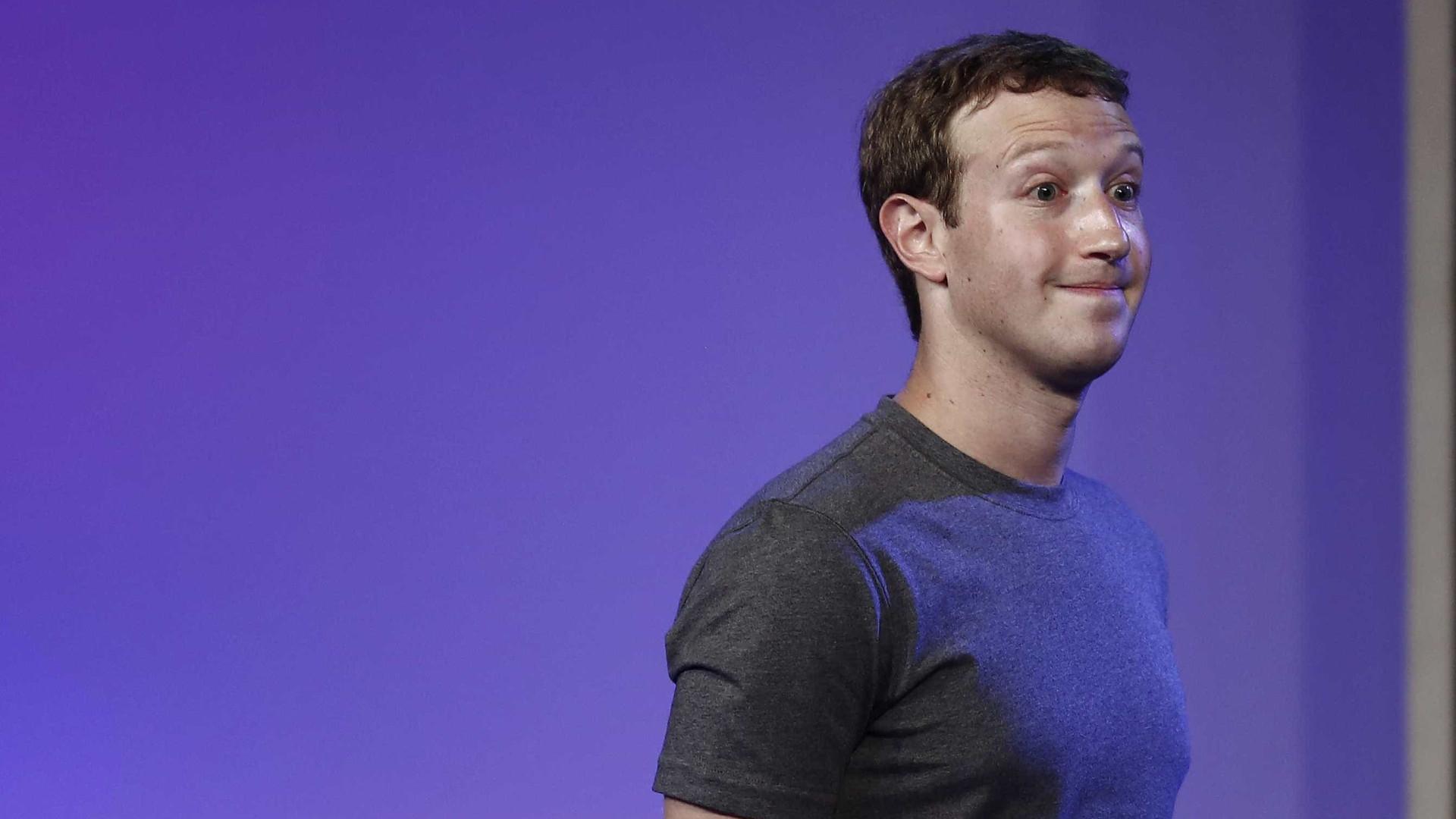 Facebook. Decisão de manter anúncios políticos foi de Zuckerberg