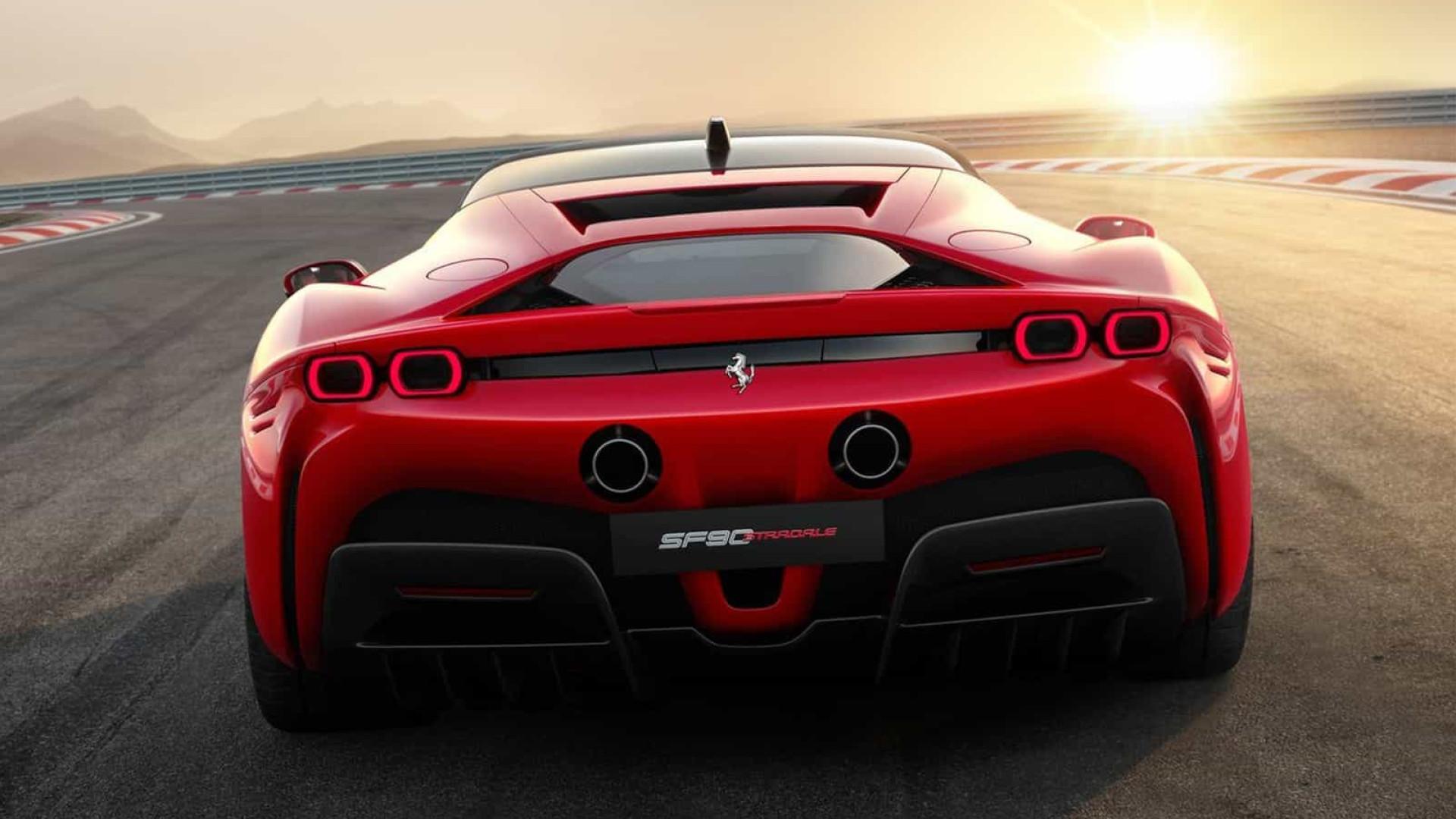 3b5b8672da Um Ferrari silencioso? Conheça o novo híbrido da marca italiana
