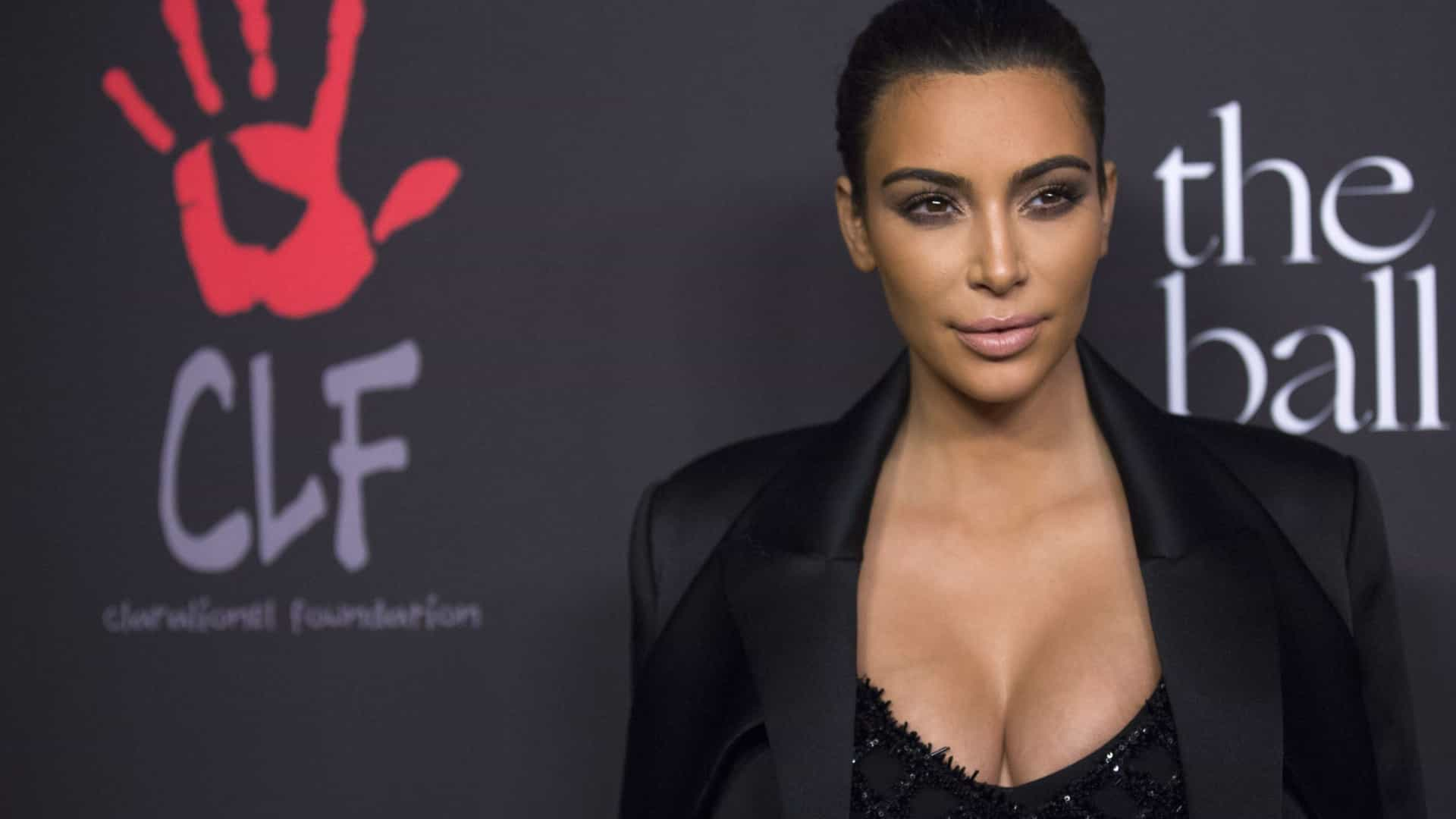 Kim Kardashian acusada de