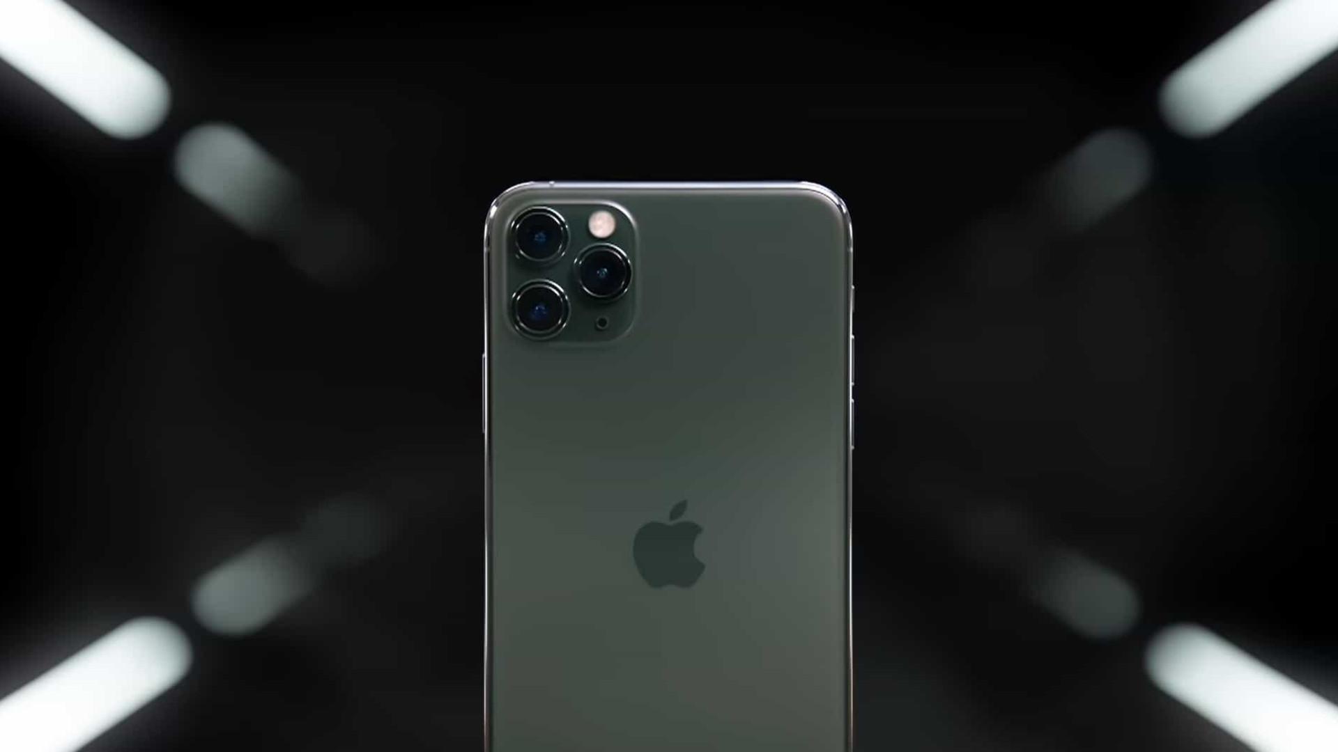 Apple partilhou dois anúncios para o novo iPhone 11 Pro