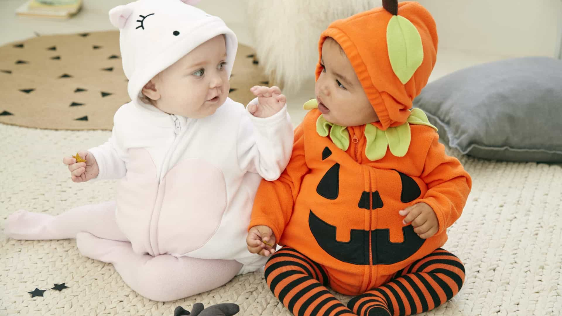 Fantasias de abóbora e unicórnio. Primark lança coleção fofa de Halloween