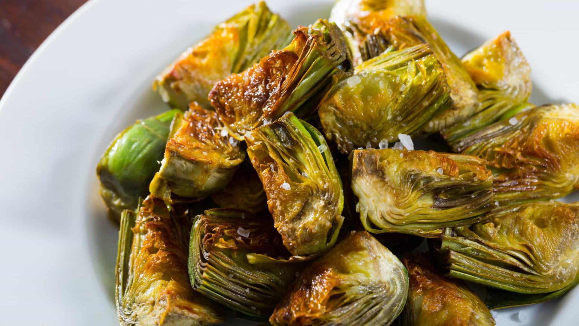 Alcachofra: Tudo o que necessita saber sobre o legume que emagrece