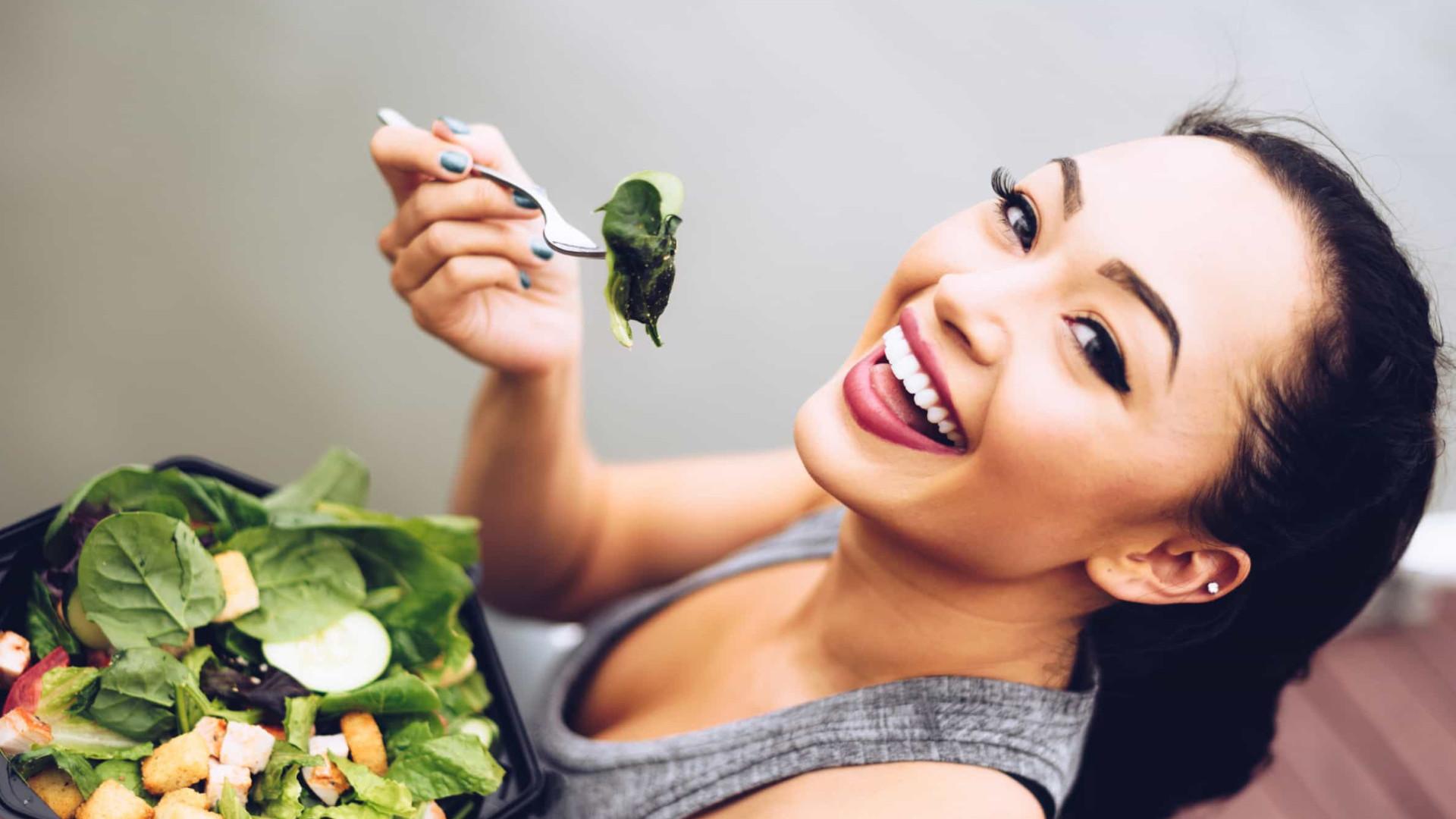 Há um evento de speed dating onde só entram vegetarianos e vegans